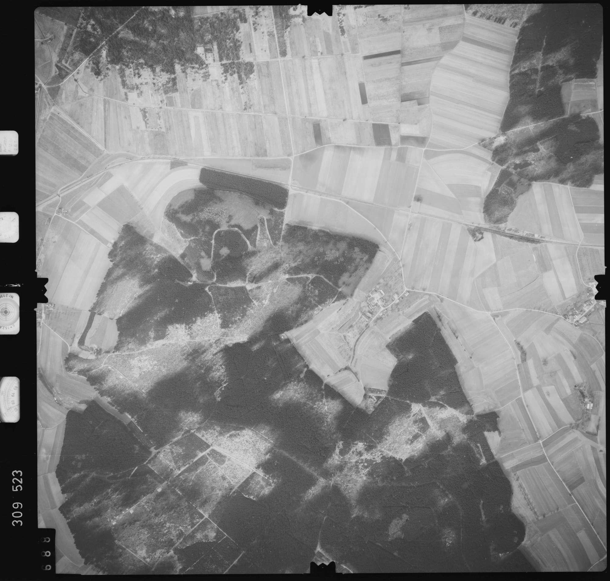 Luftbild: Film 59 Bildnr. 688, Bild 1