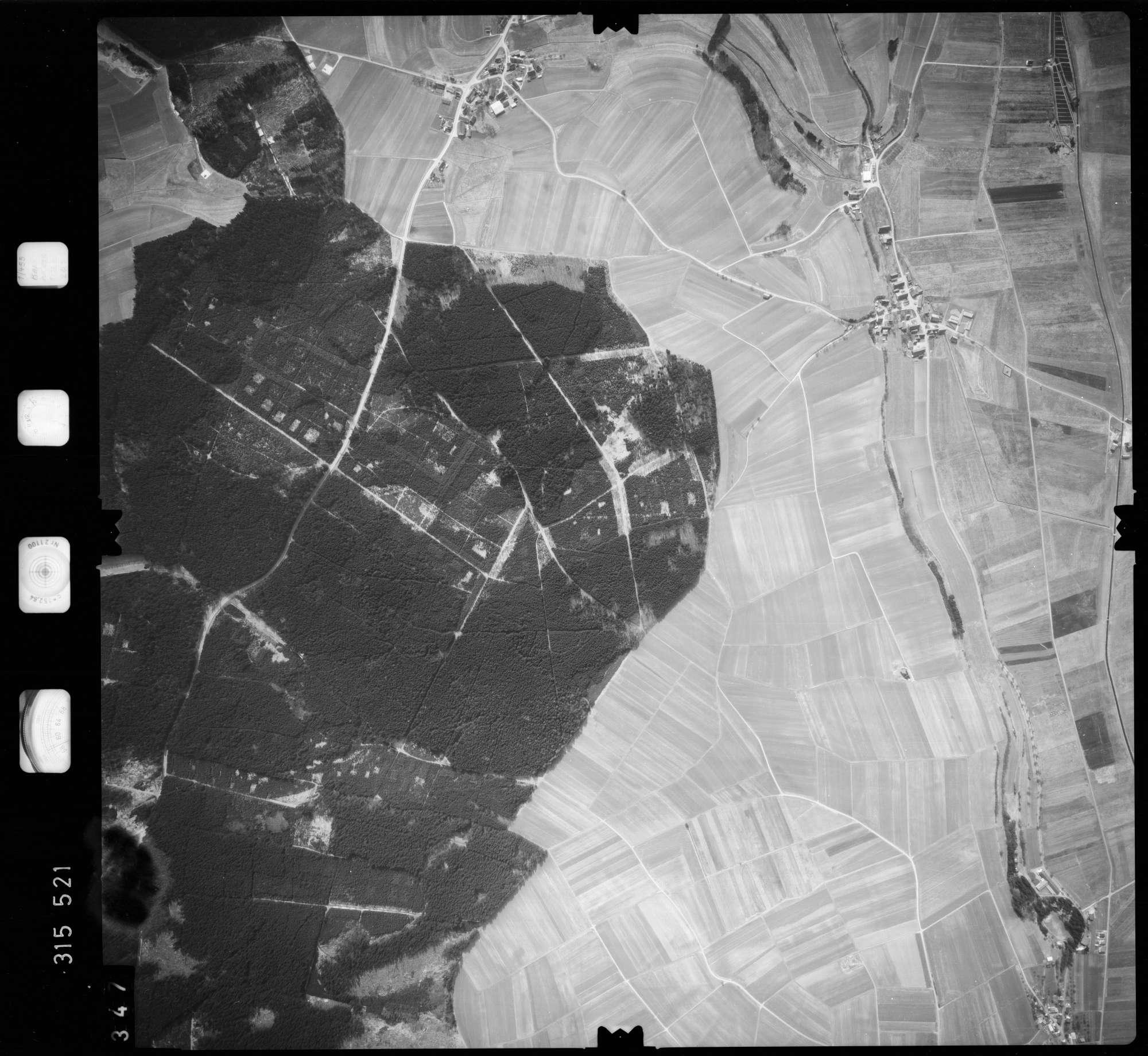 Luftbild: Film 58 Bildnr. 347, Bild 1