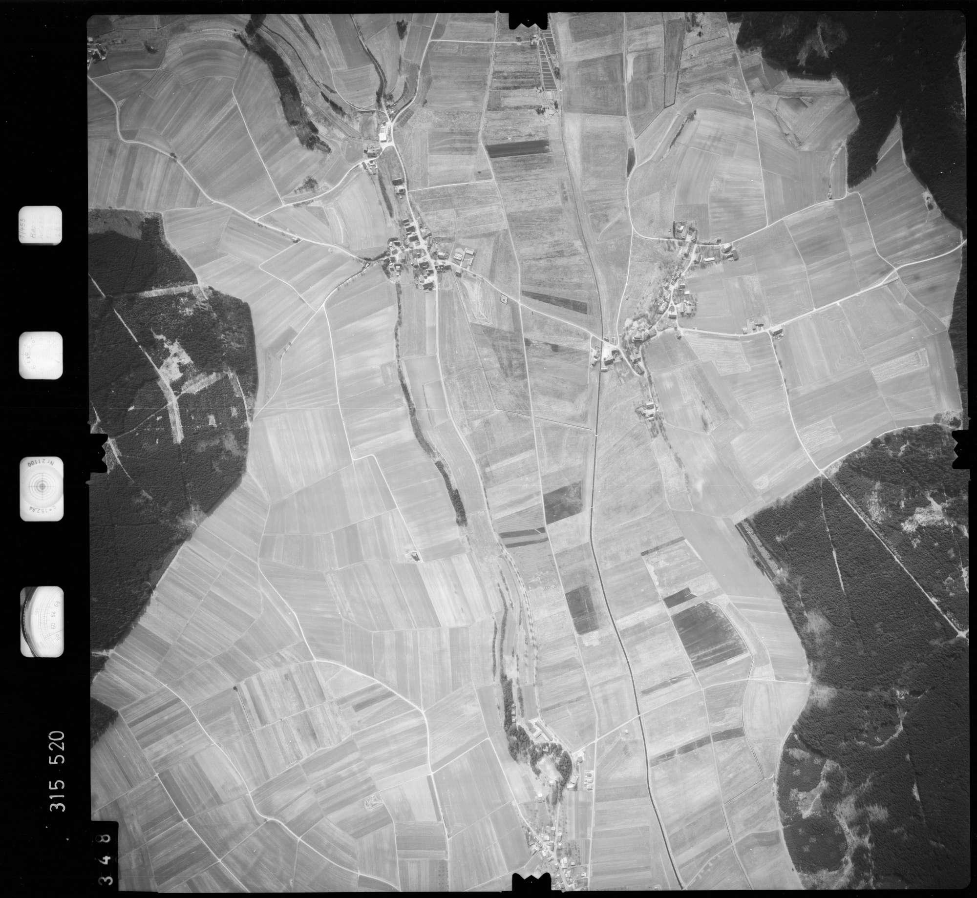 Luftbild: Film 58 Bildnr. 348, Bild 1