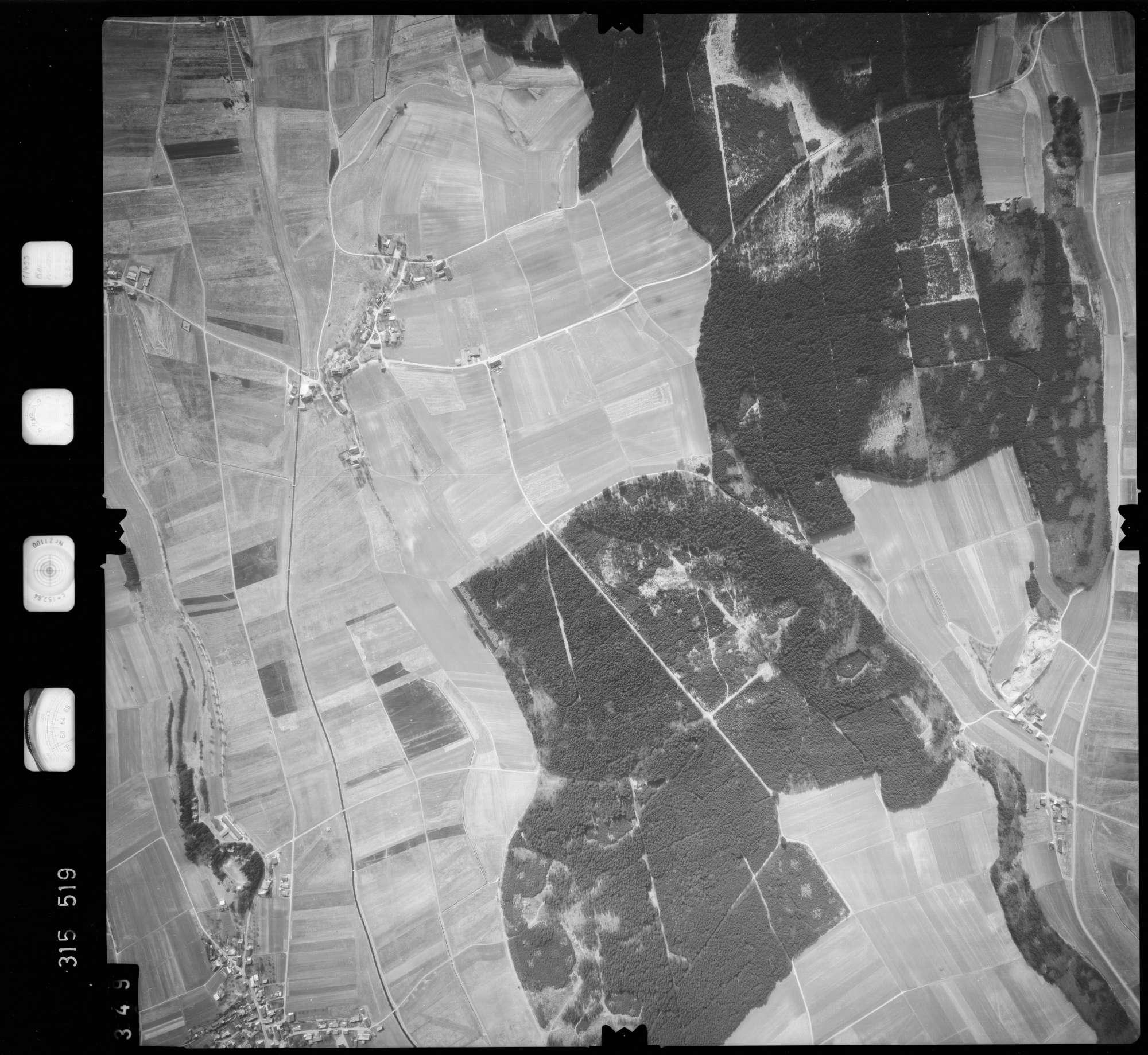 Luftbild: Film 58 Bildnr. 349, Bild 1