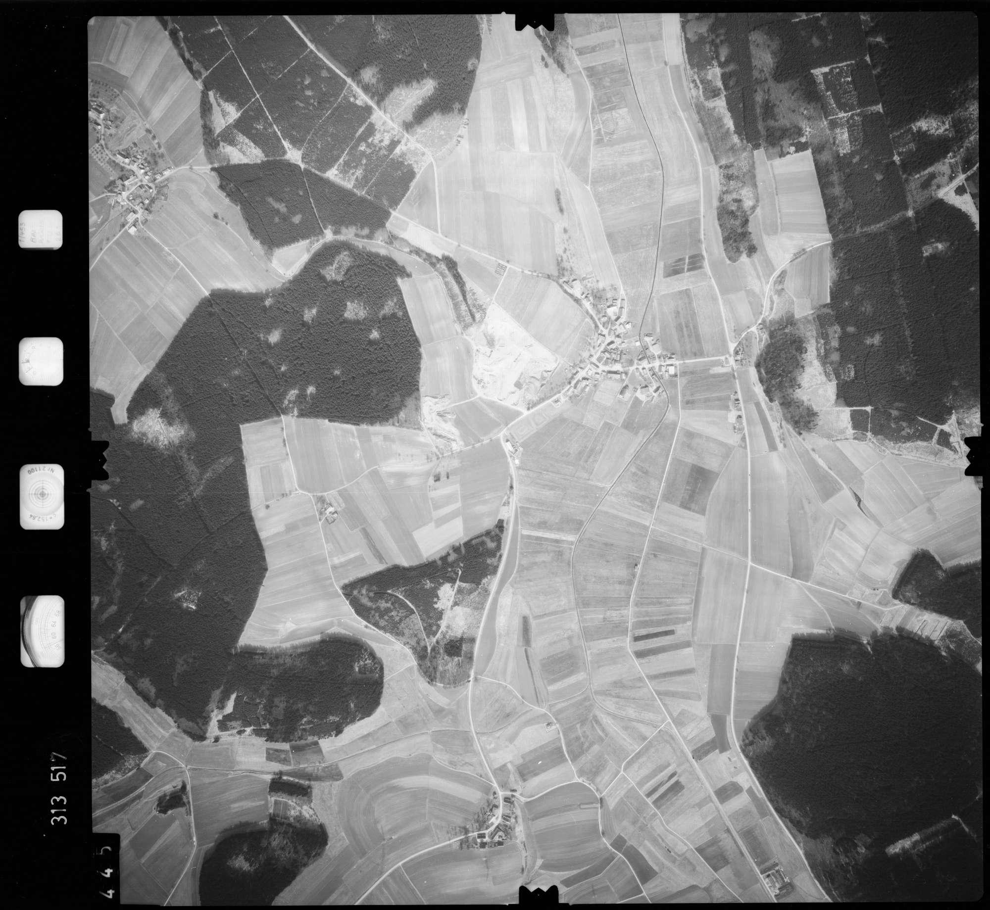 Luftbild: Film 58 Bildnr. 445, Bild 1