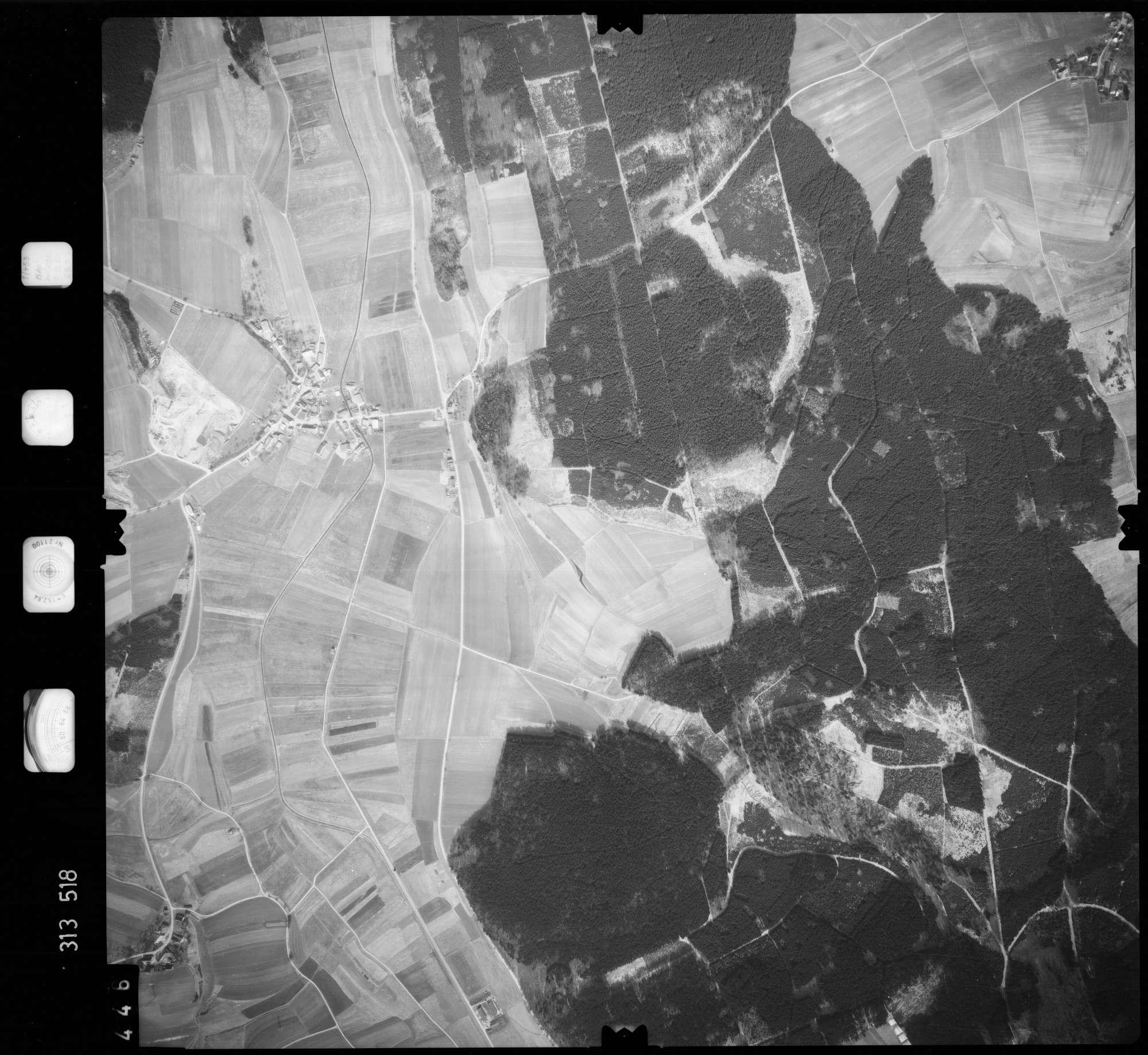 Luftbild: Film 58 Bildnr. 446, Bild 1