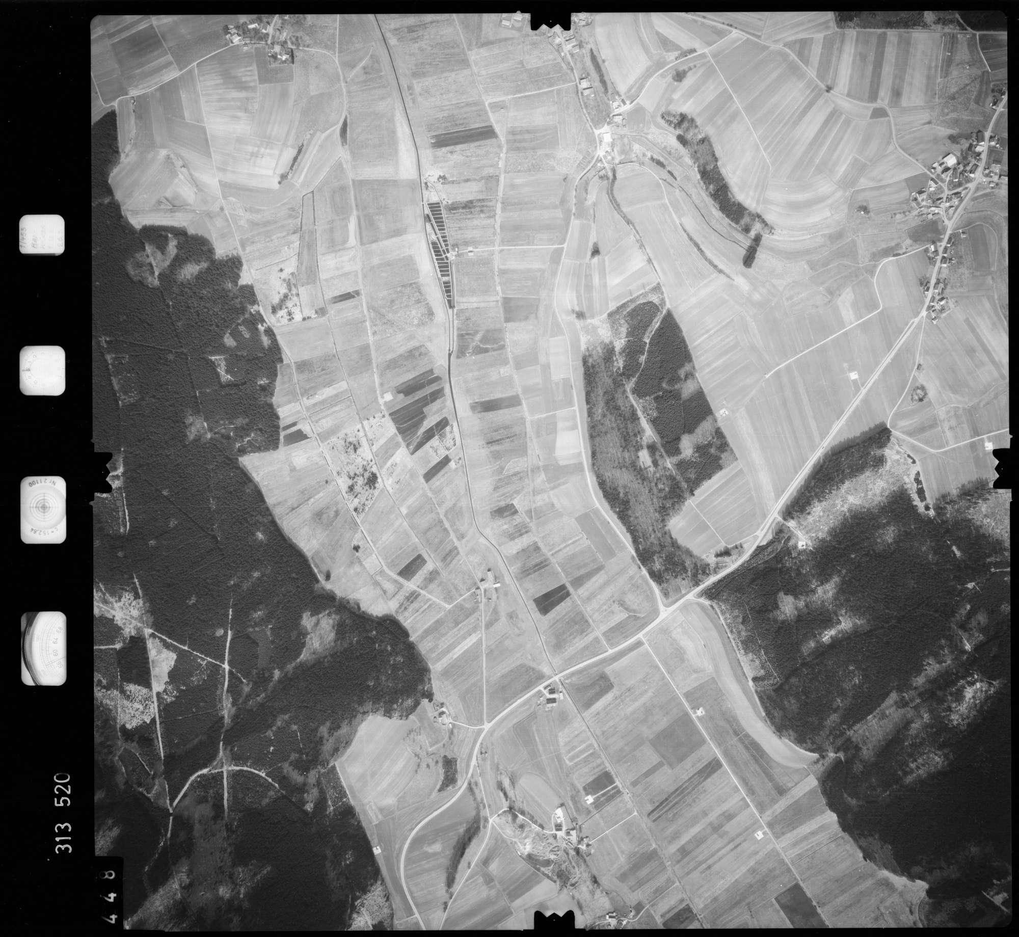 Luftbild: Film 58 Bildnr. 448, Bild 1
