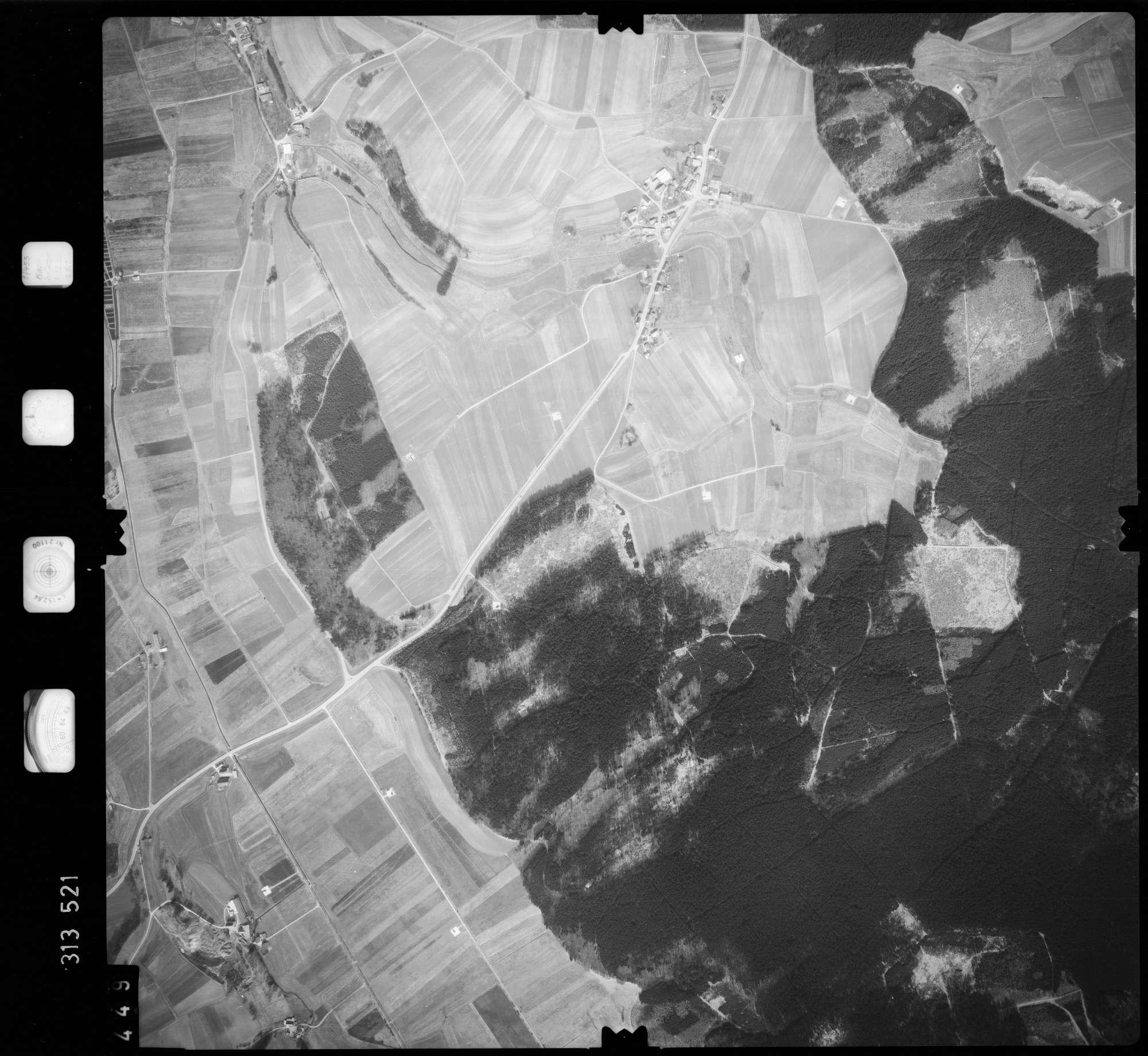Luftbild: Film 58 Bildnr. 449, Bild 1