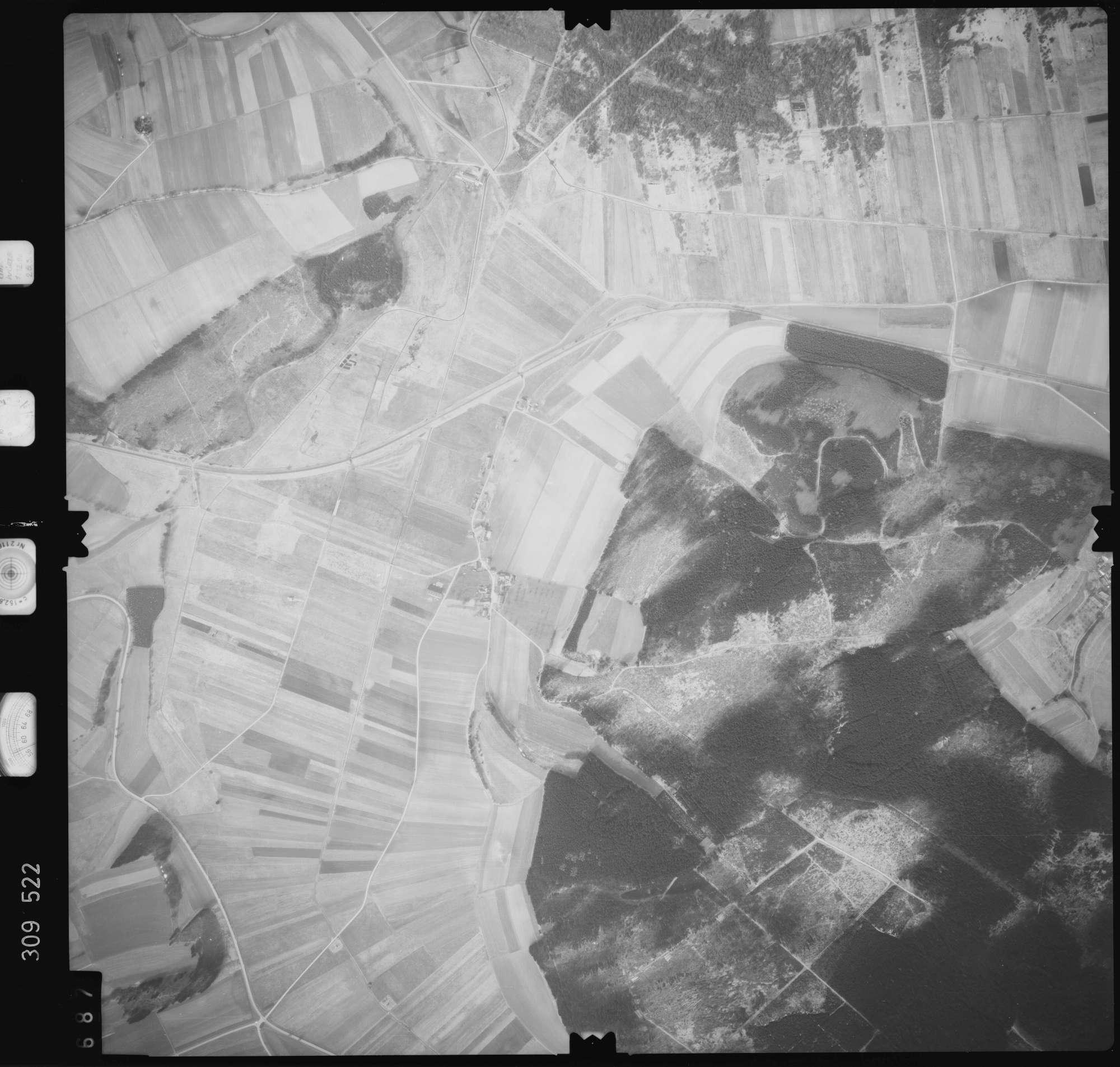 Luftbild: Film 59 Bildnr. 687, Bild 1