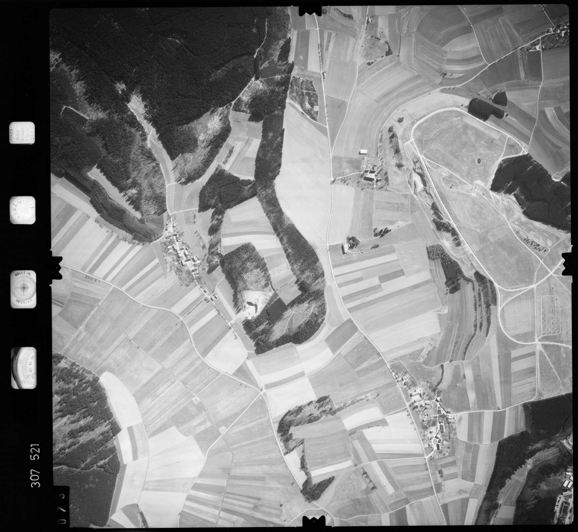 Luftbild: Film 61 Bildnr. 73, Bild 1