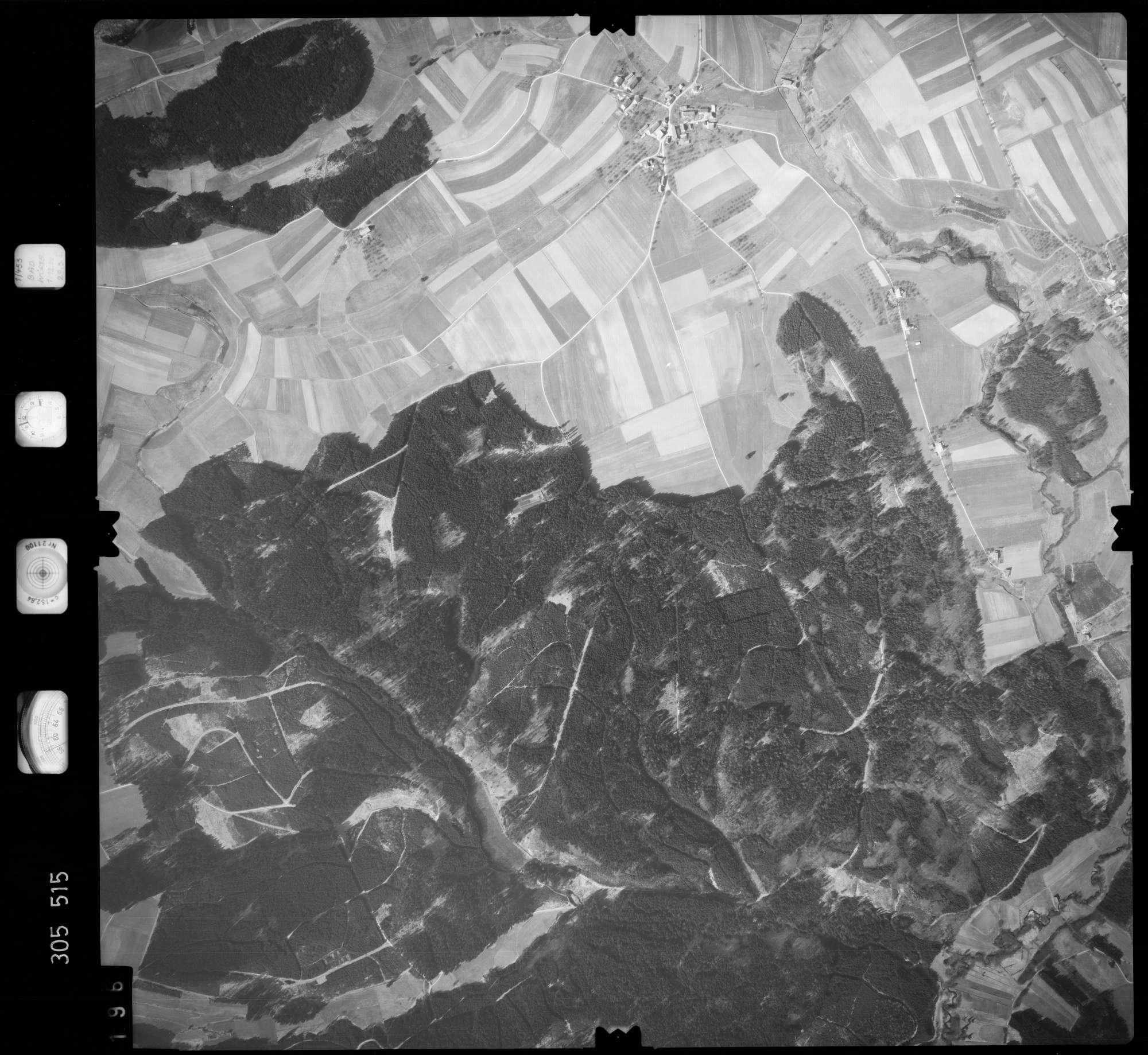 Luftbild: Film 61 Bildnr. 196, Bild 1