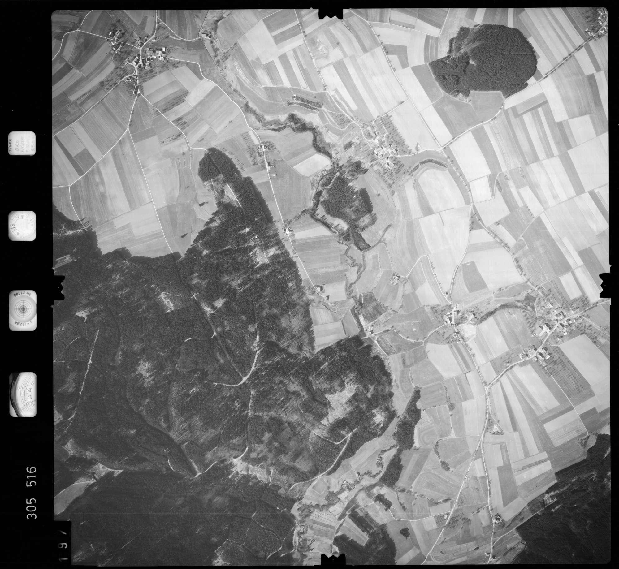 Luftbild: Film 61 Bildnr. 197, Bild 1