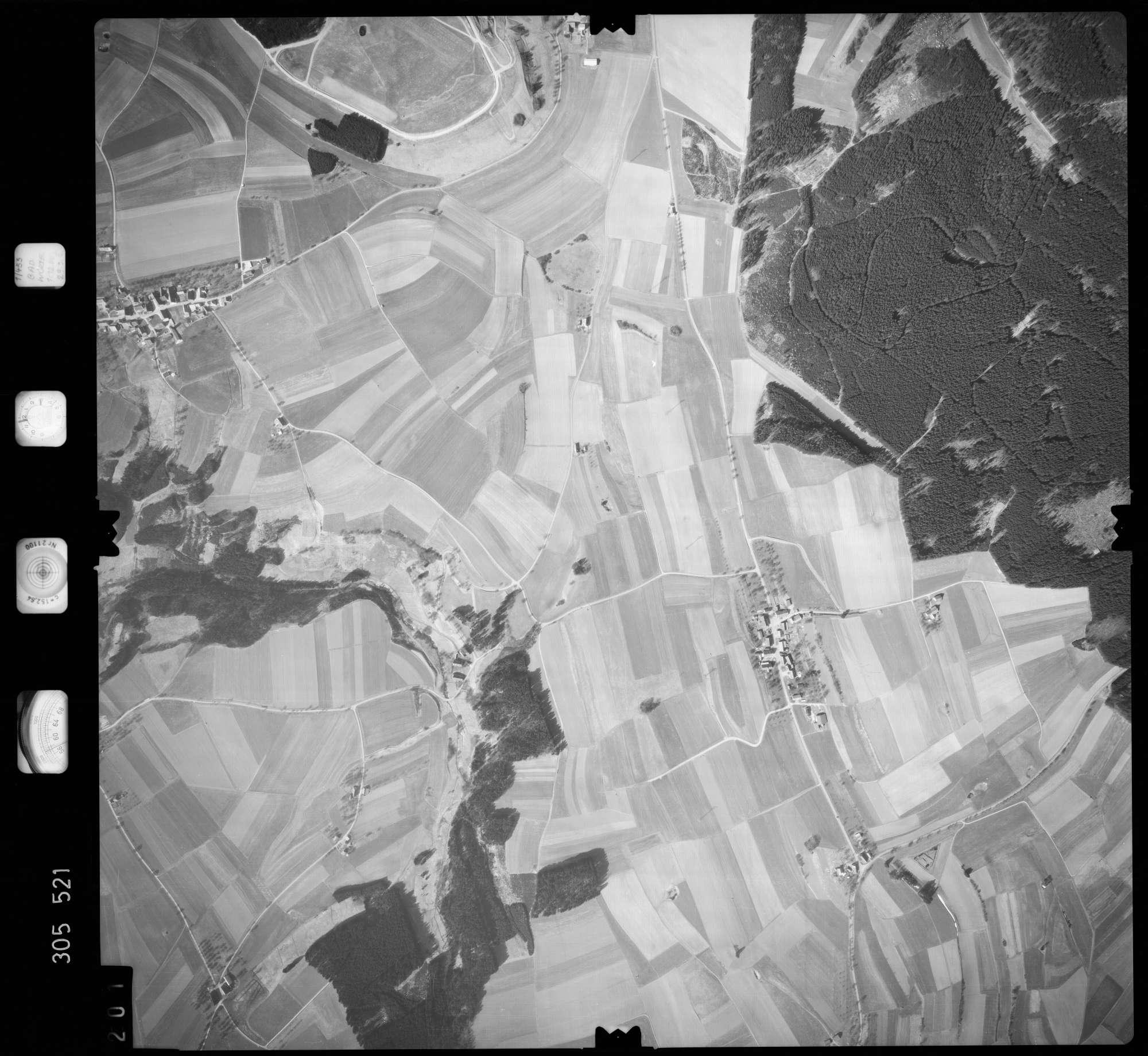 Luftbild: Film 61 Bildnr. 201, Bild 1