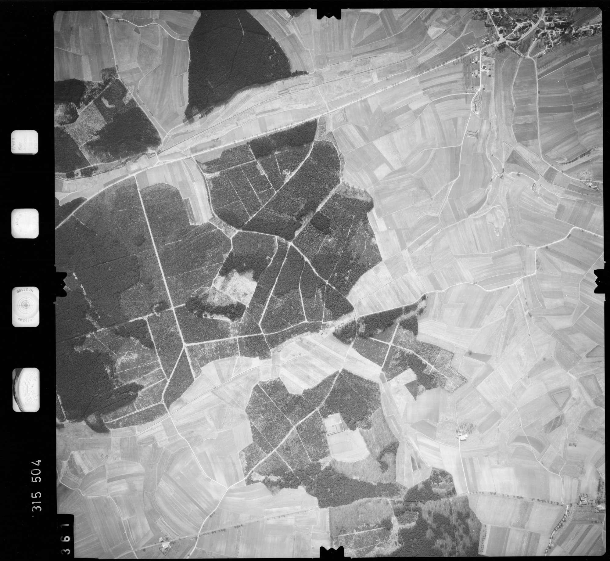 Luftbild: Film 58 Bildnr. 361, Bild 1