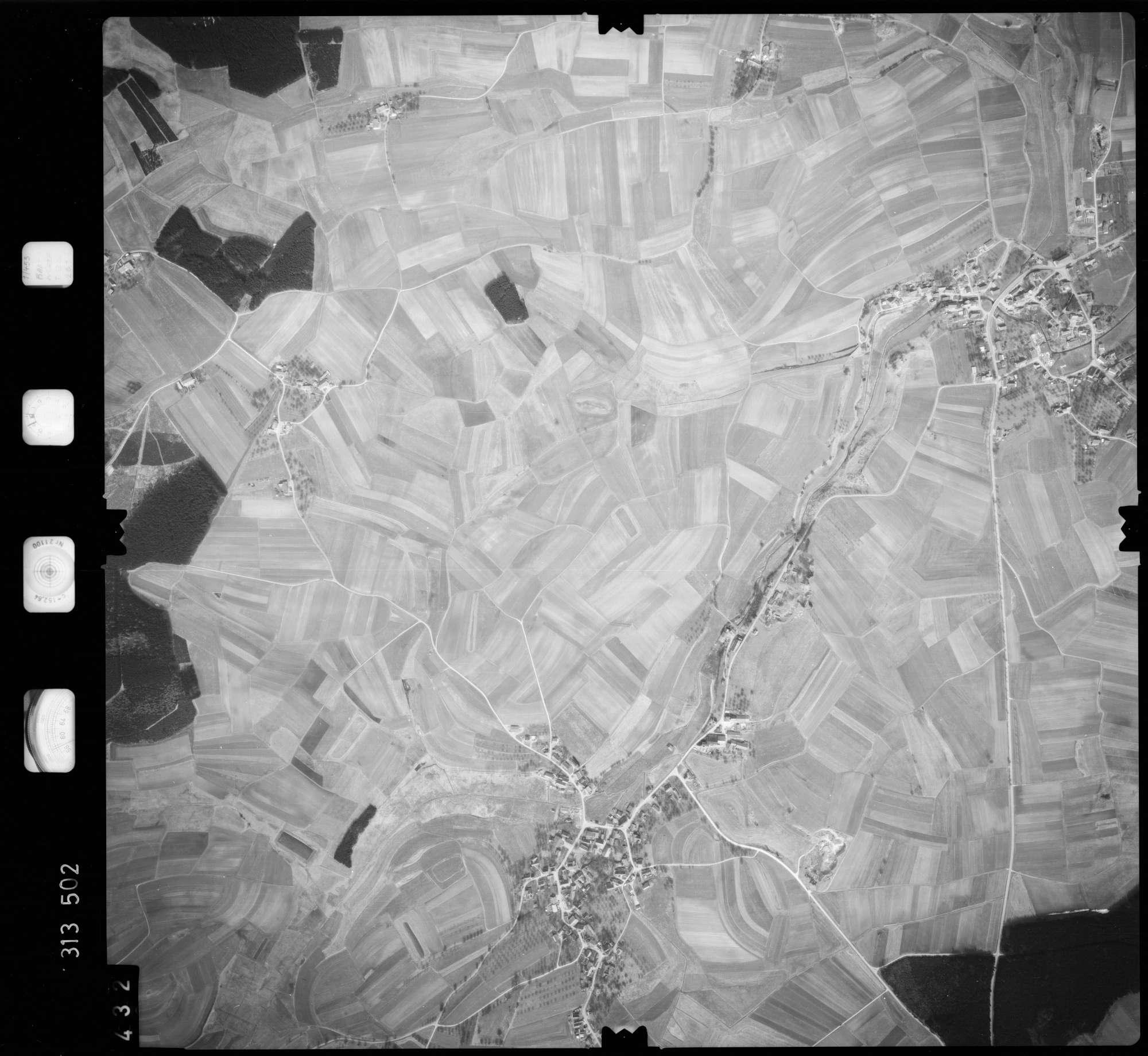 Luftbild: Film 58 Bildnr. 432, Bild 1