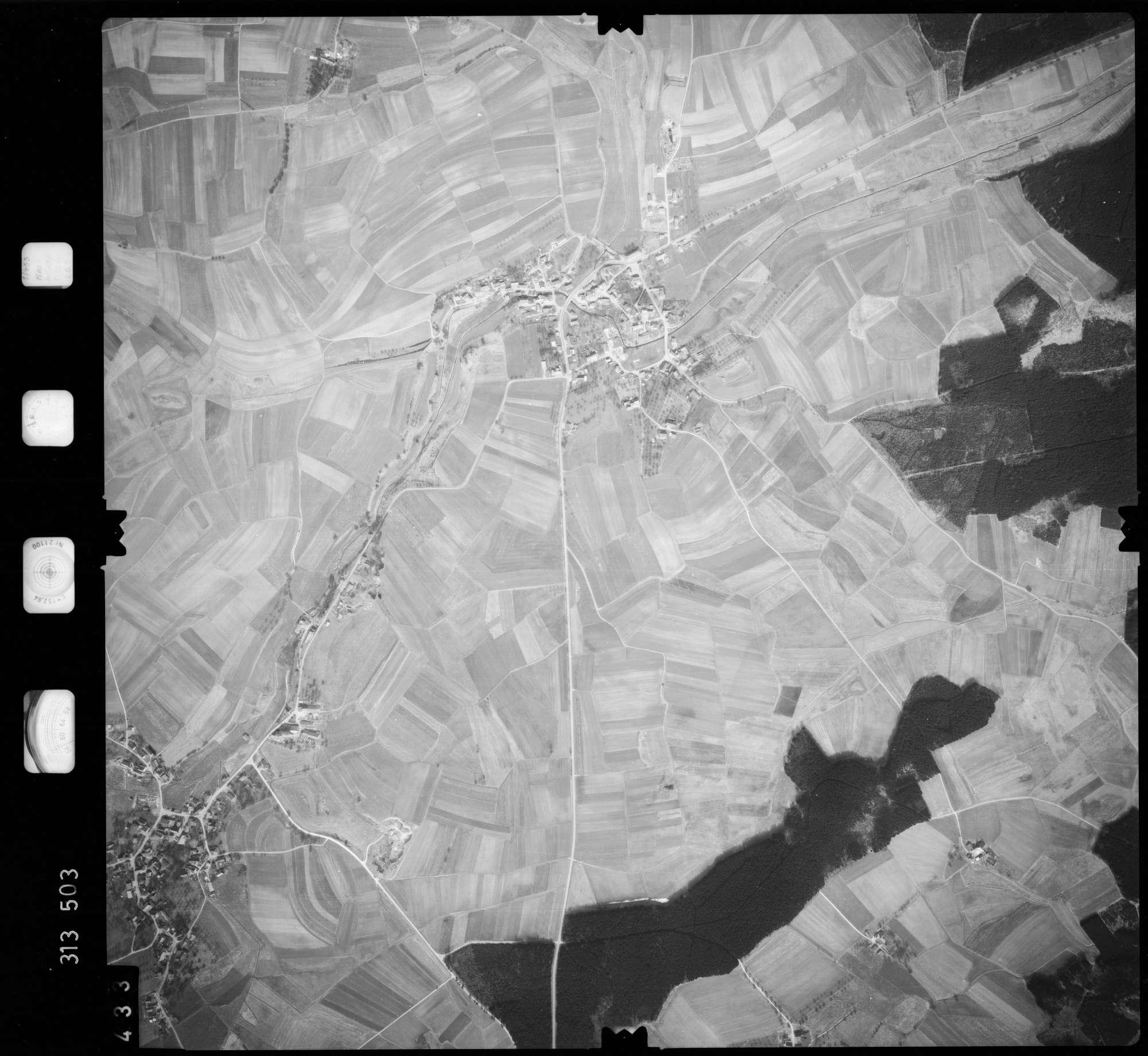 Luftbild: Film 58 Bildnr. 433, Bild 1