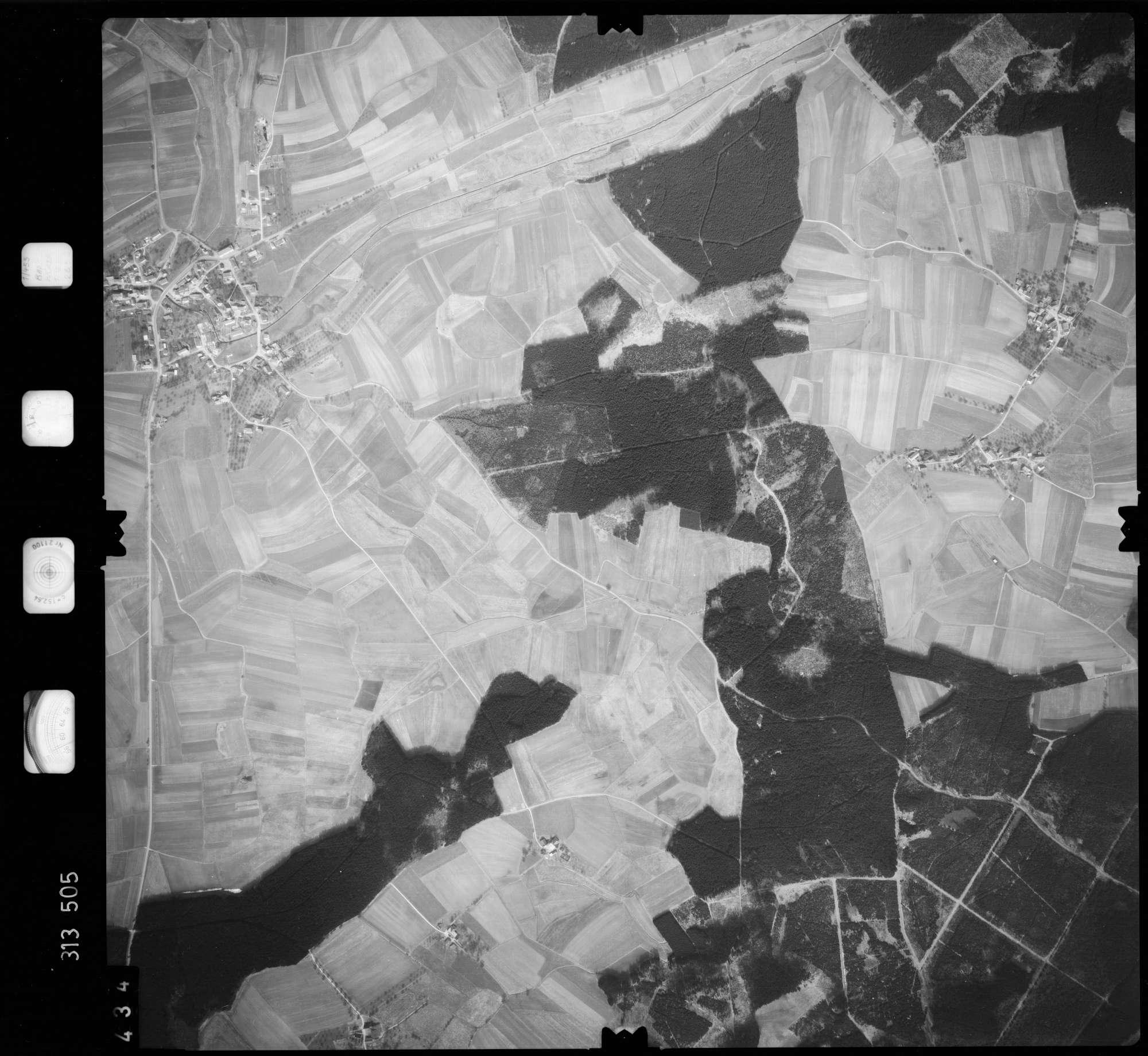Luftbild: Film 58 Bildnr. 434, Bild 1