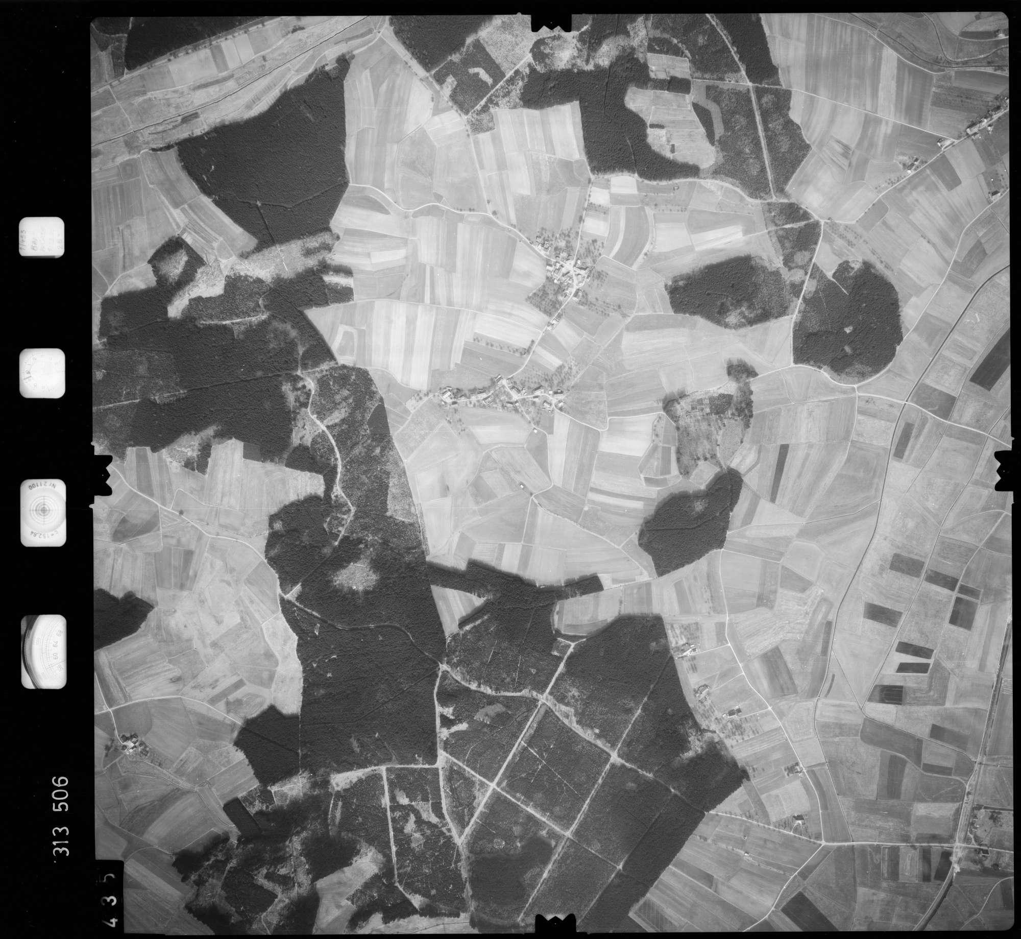 Luftbild: Film 58 Bildnr. 435, Bild 1