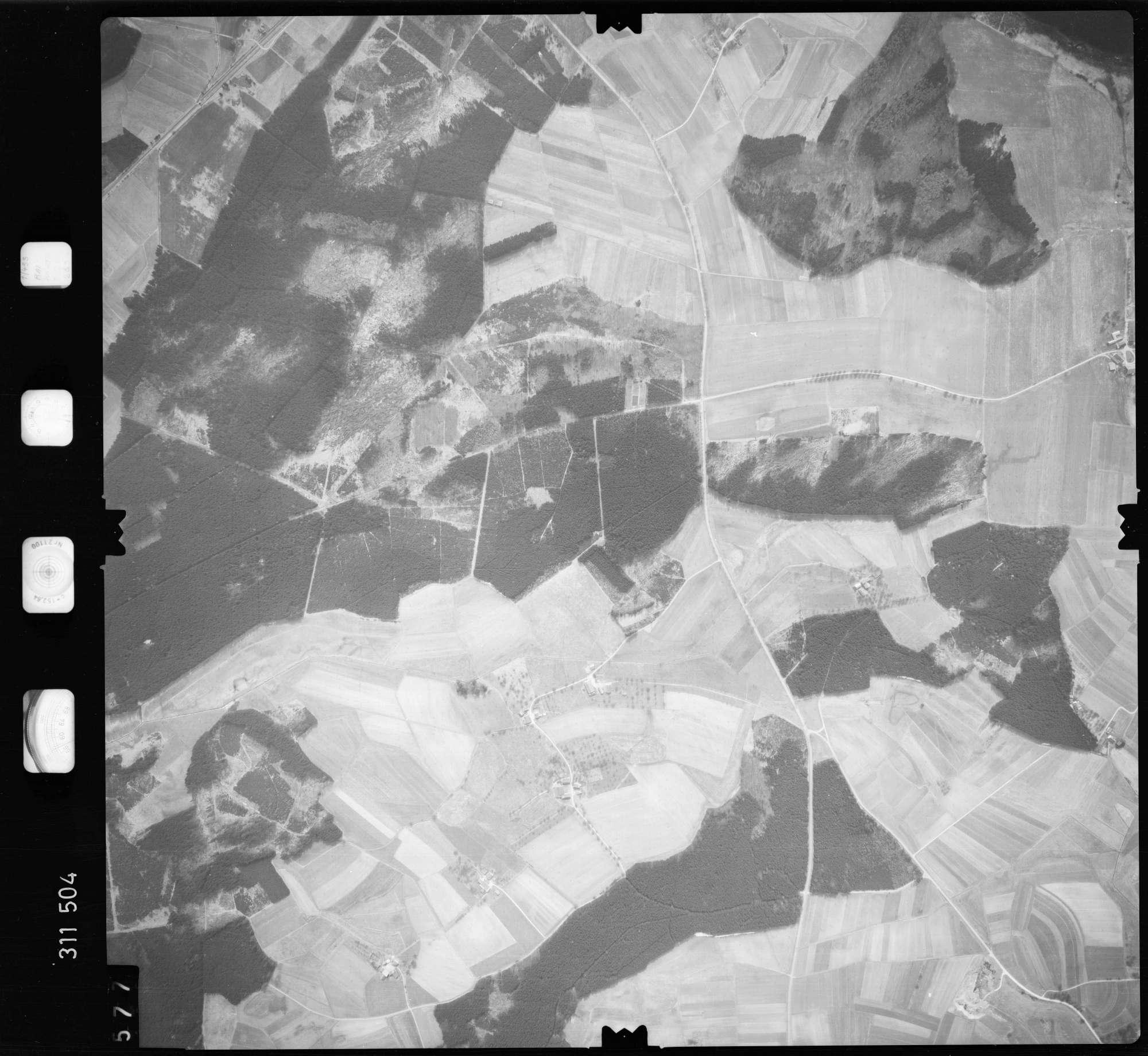 Luftbild: Film 58 Bildnr. 577, Bild 1