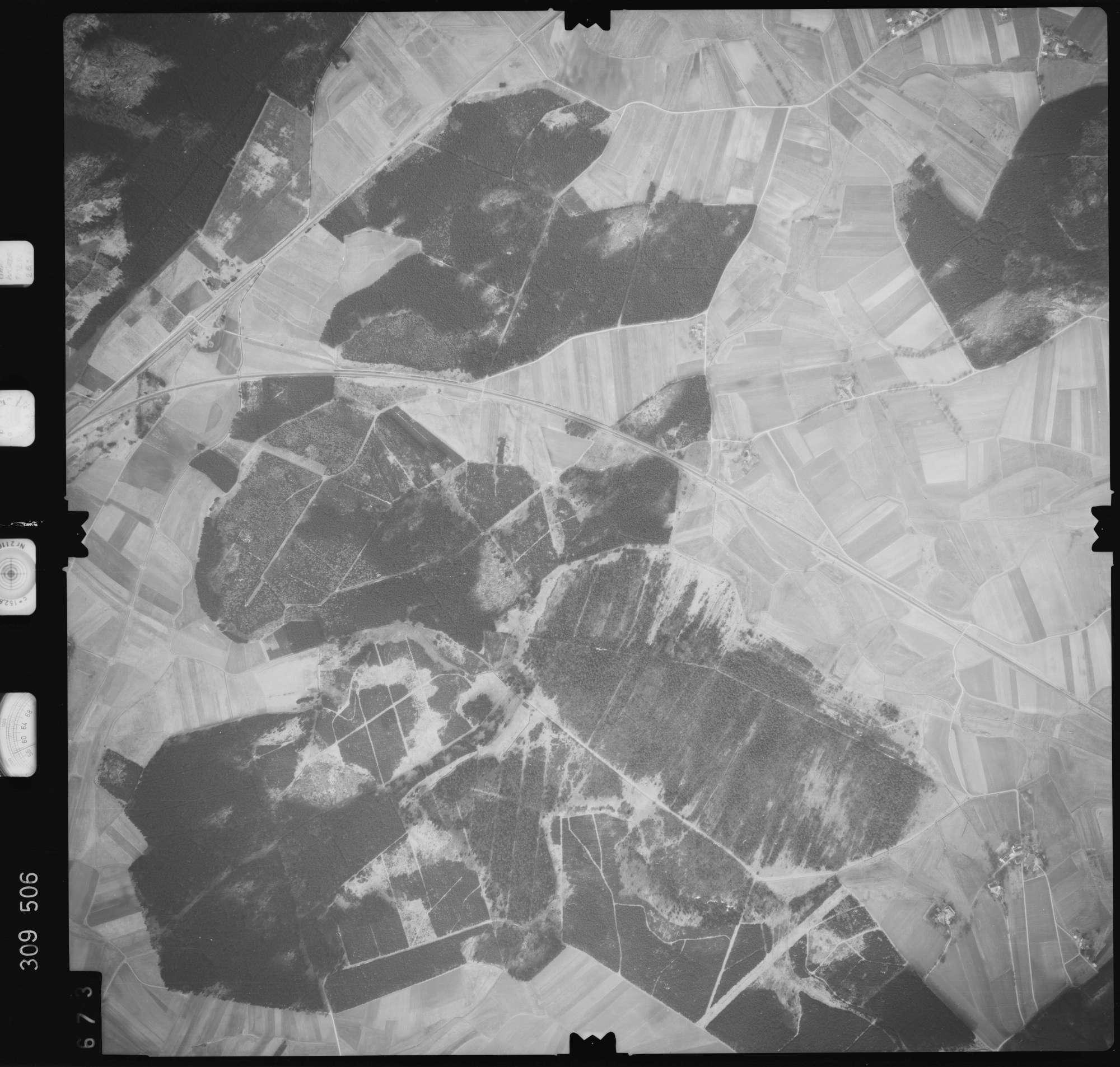 Luftbild: Film 59 Bildnr. 673, Bild 1