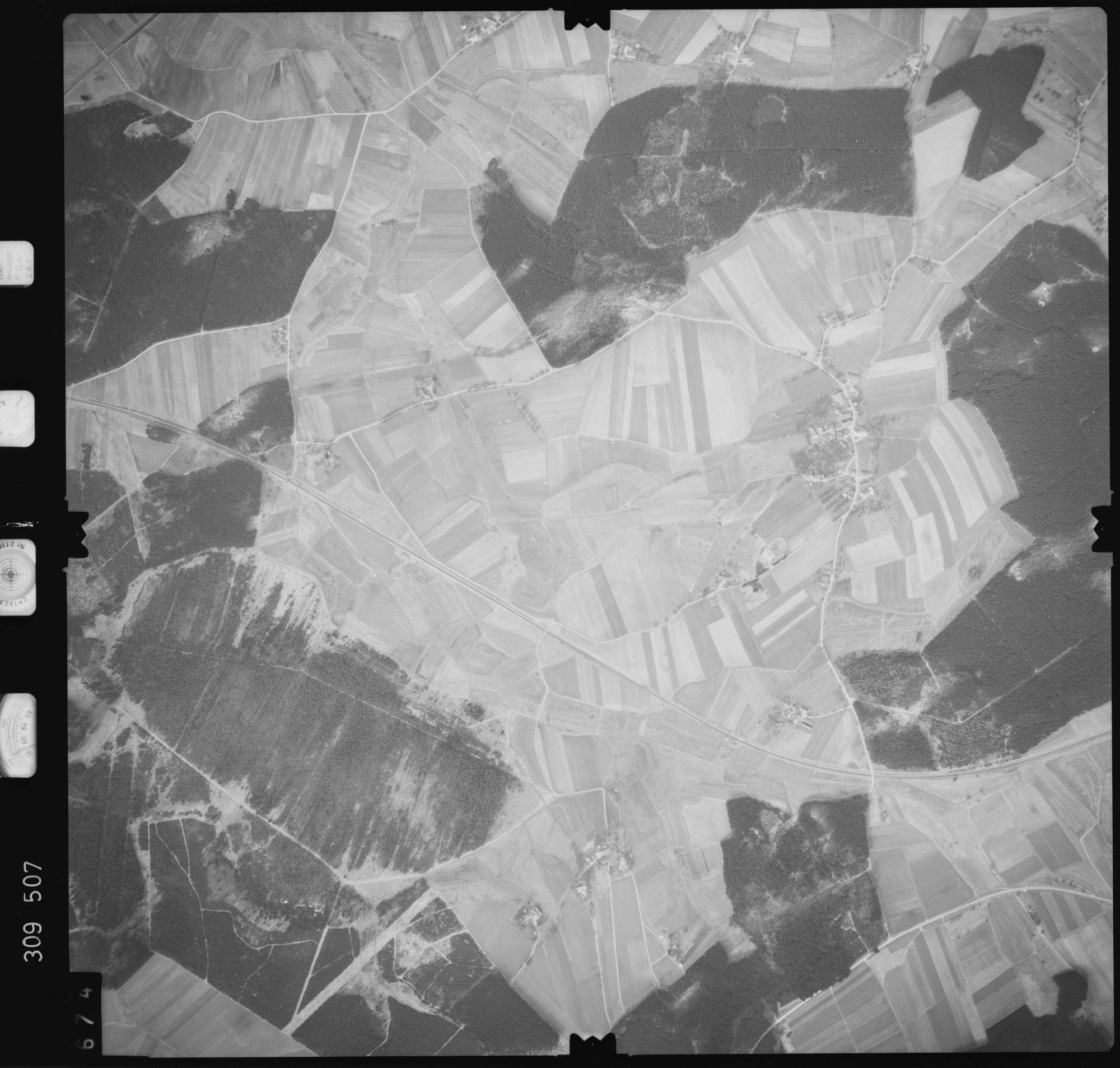 Luftbild: Film 59 Bildnr. 674, Bild 1