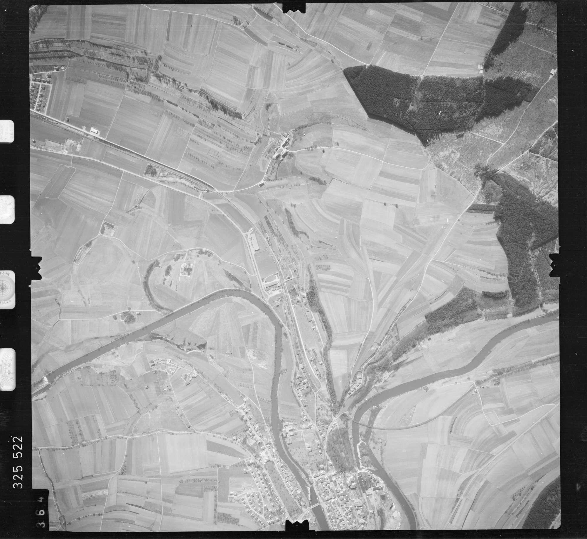 Luftbild: Film 52 Bildnr. 364, Bild 1