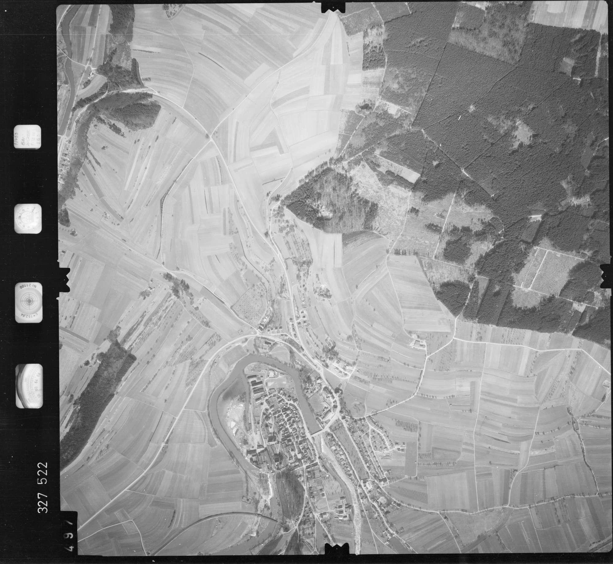 Luftbild: Film 52 Bildnr. 497, Bild 1