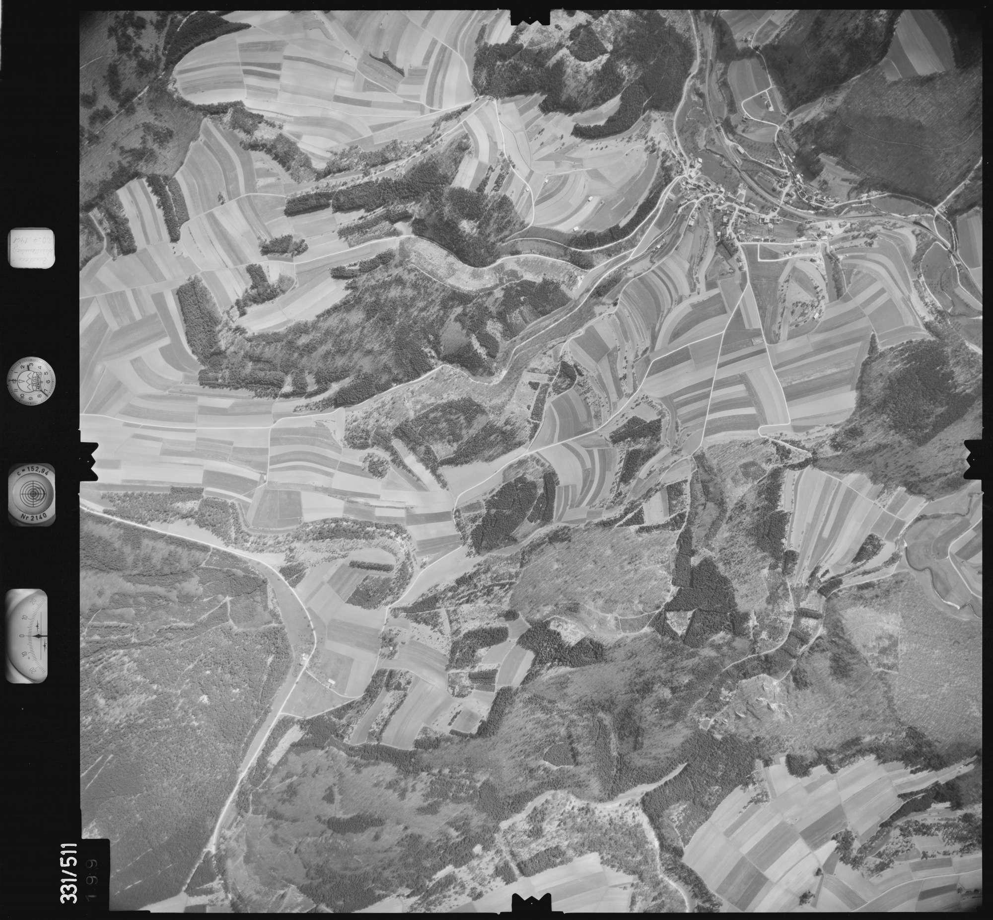 Luftbild: Film 15 Bildnr. 199, Bild 1