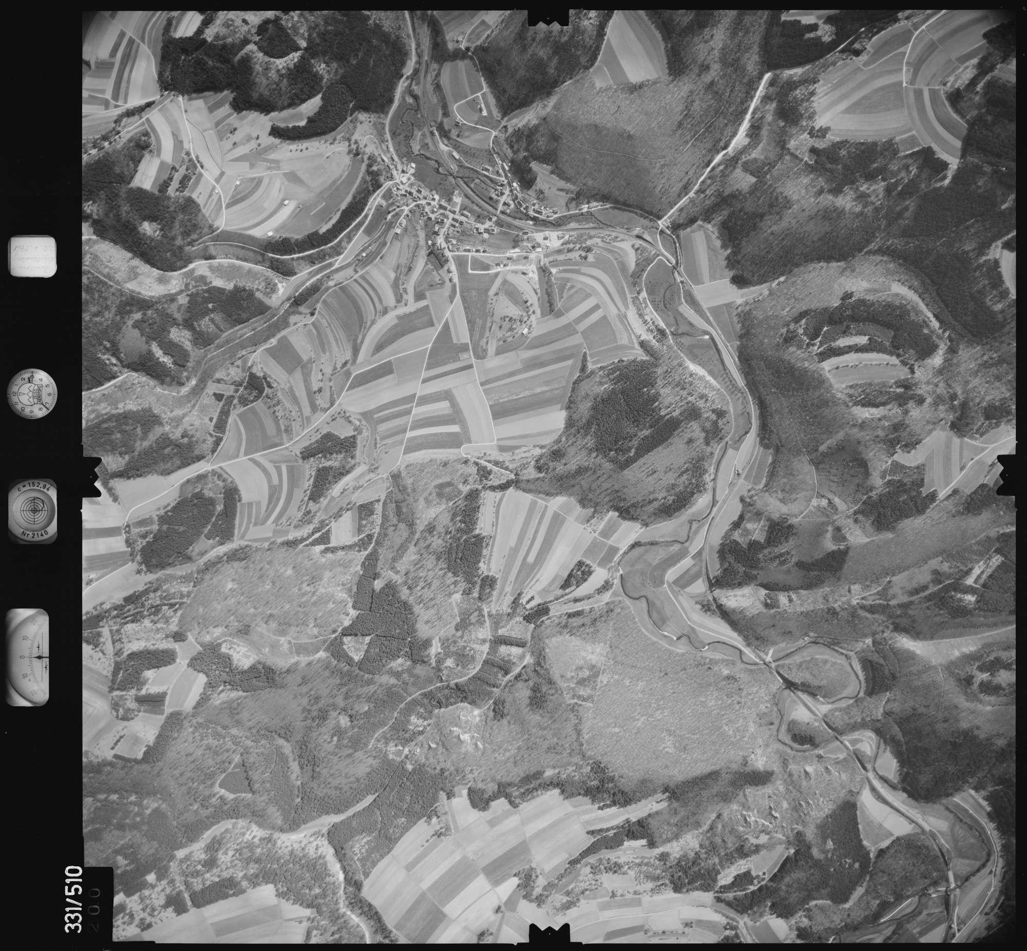Luftbild: Film 15 Bildnr. 200, Bild 1