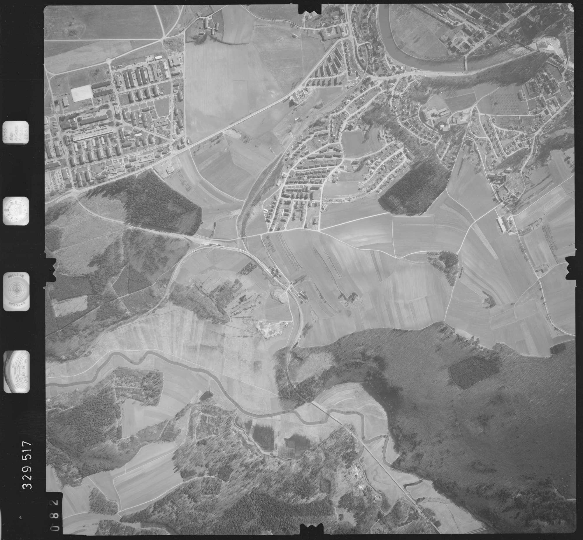 Luftbild: Film 51 Bildnr. 82, Bild 1
