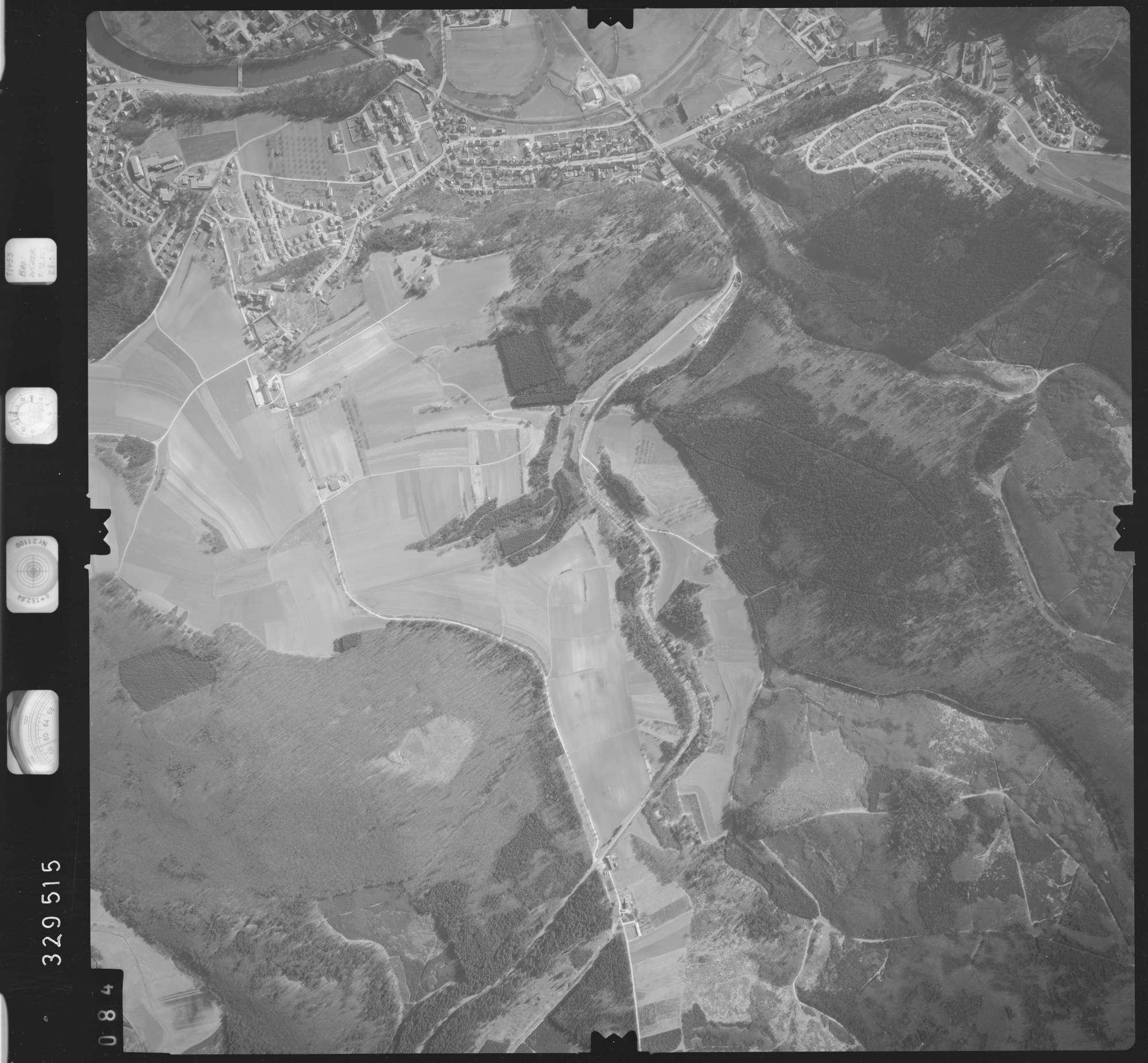 Luftbild: Film 51 Bildnr. 84, Bild 1