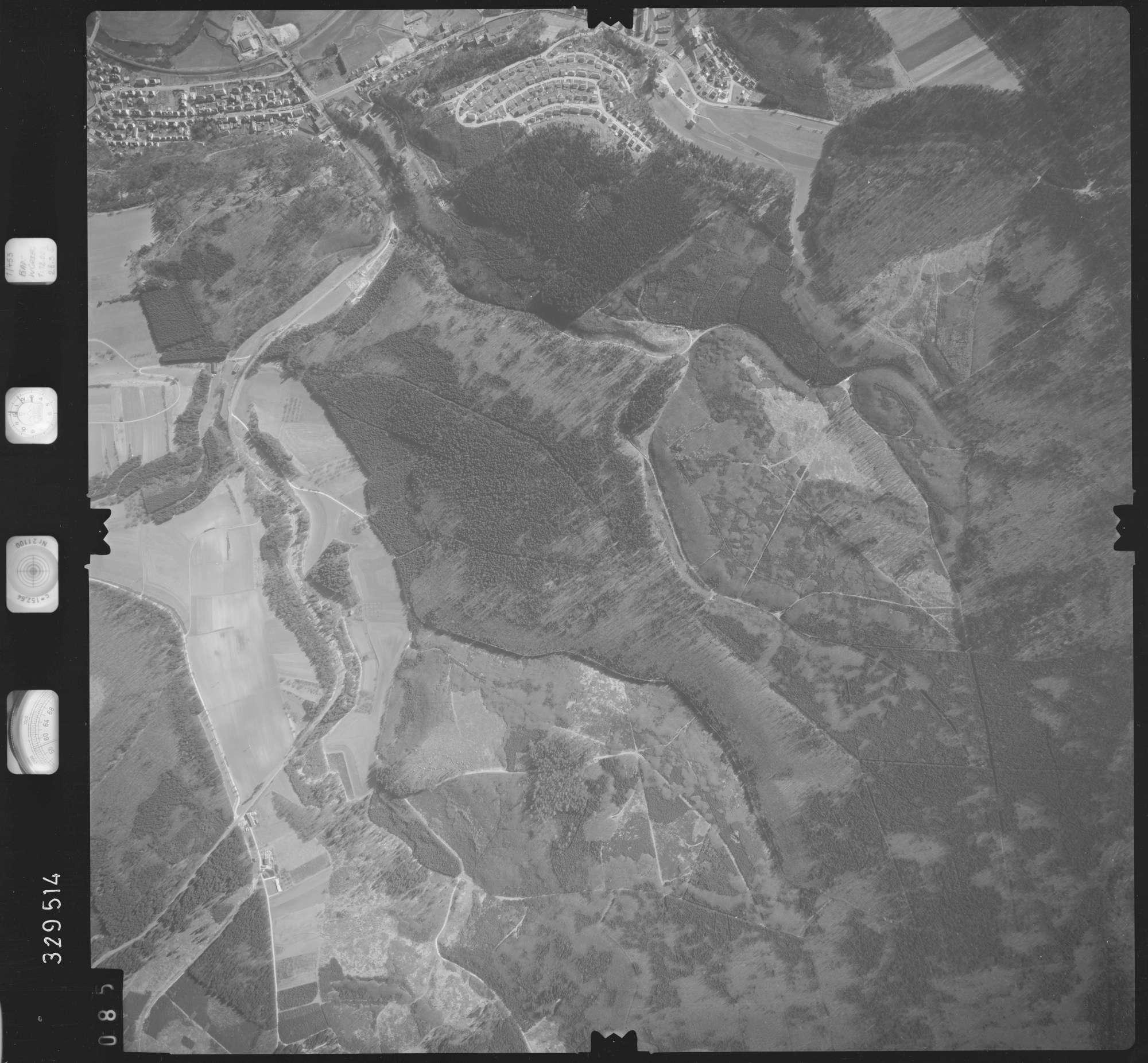 Luftbild: Film 51 Bildnr. 85, Bild 1