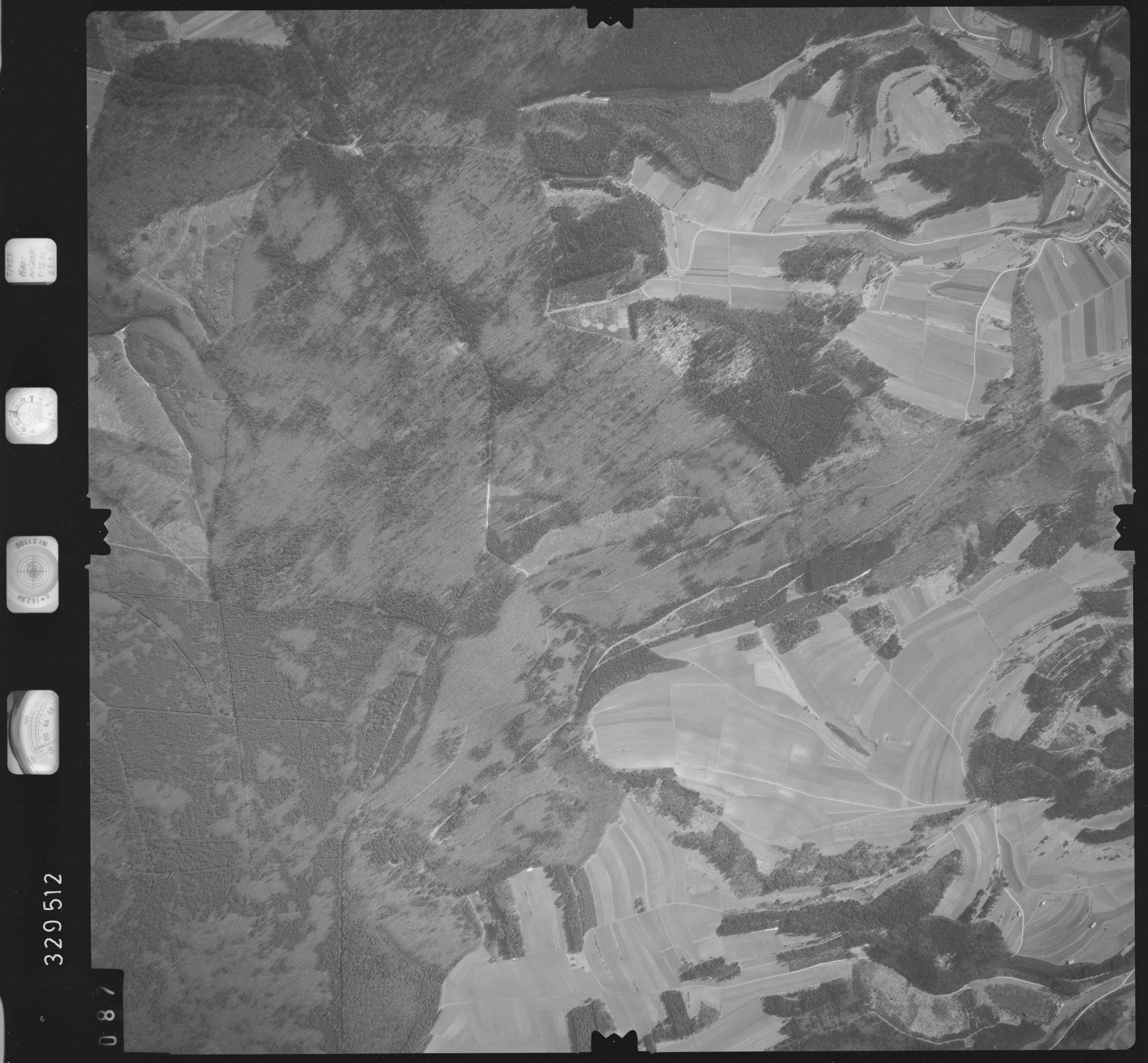 Luftbild: Film 51 Bildnr. 87, Bild 1