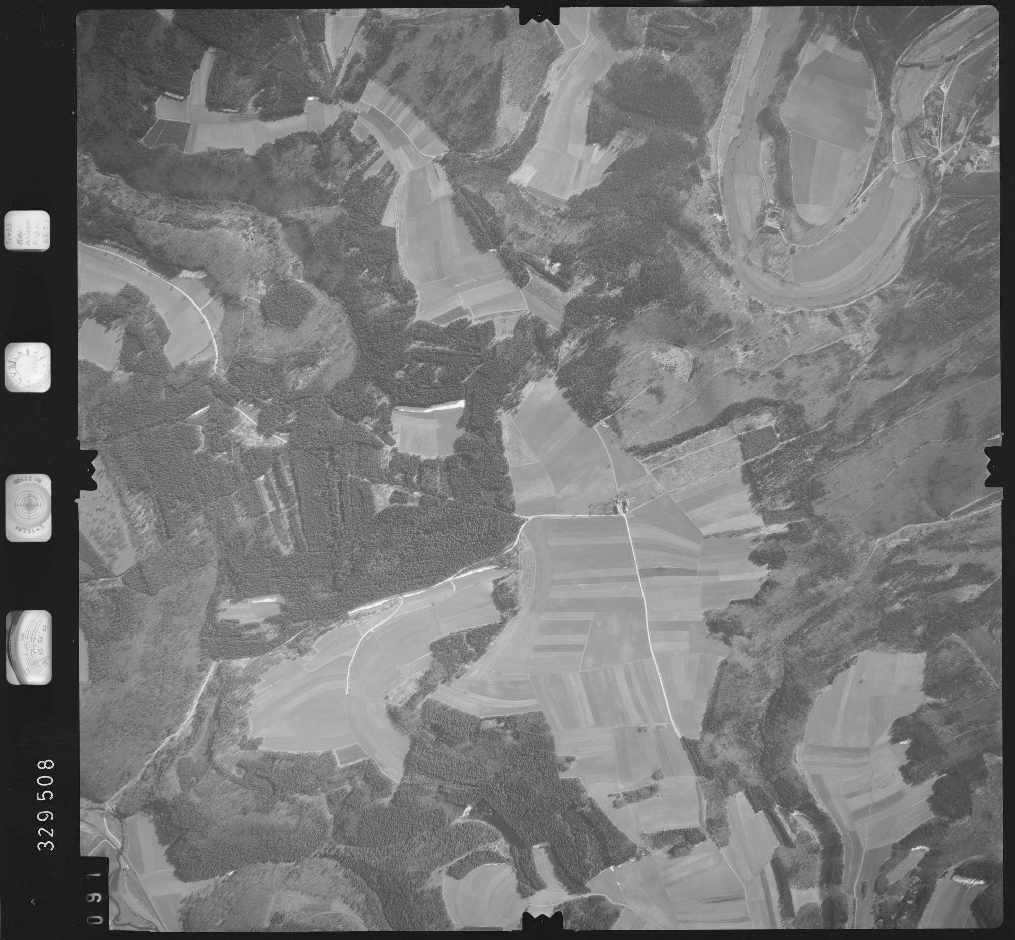 Luftbild: Film 51 Bildnr. 91, Bild 1