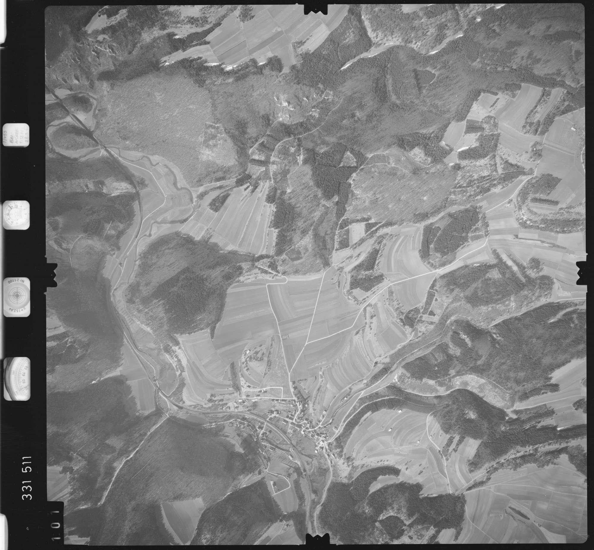 Luftbild: Film 51 Bildnr. 101, Bild 1
