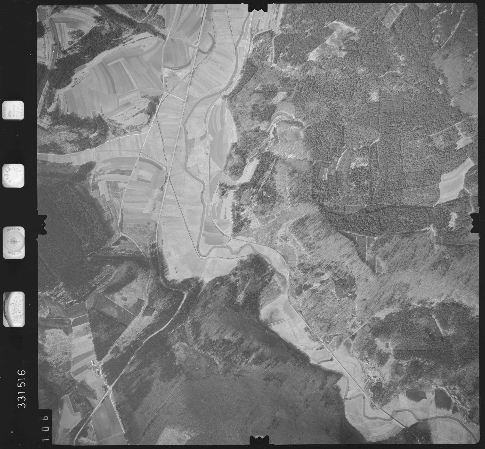 Luftbild: Film 51 Bildnr. 106, Bild 1