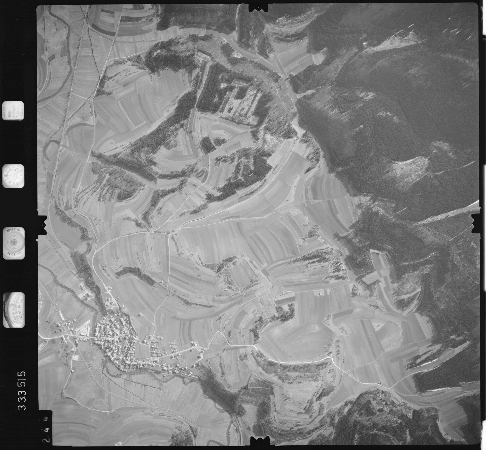 Luftbild: Film 51 Bildnr. 244, Bild 1