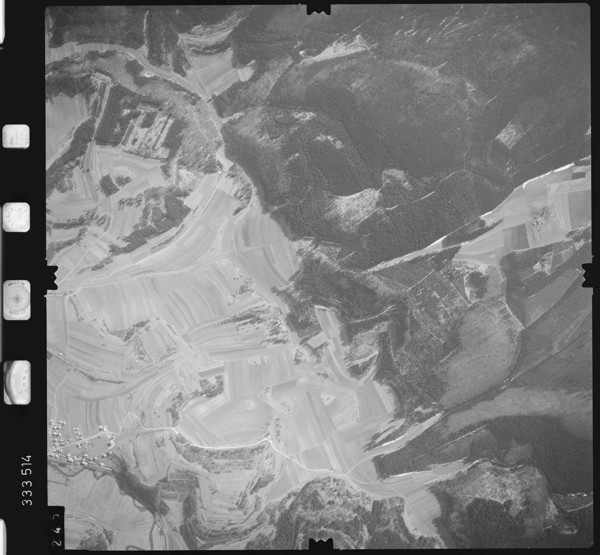 Luftbild: Film 51 Bildnr. 245, Bild 1