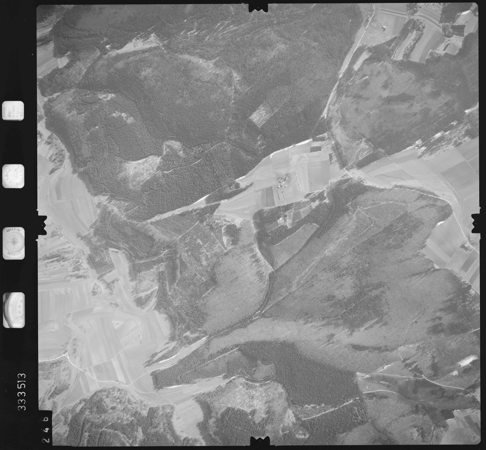 Luftbild: Film 51 Bildnr. 246, Bild 1