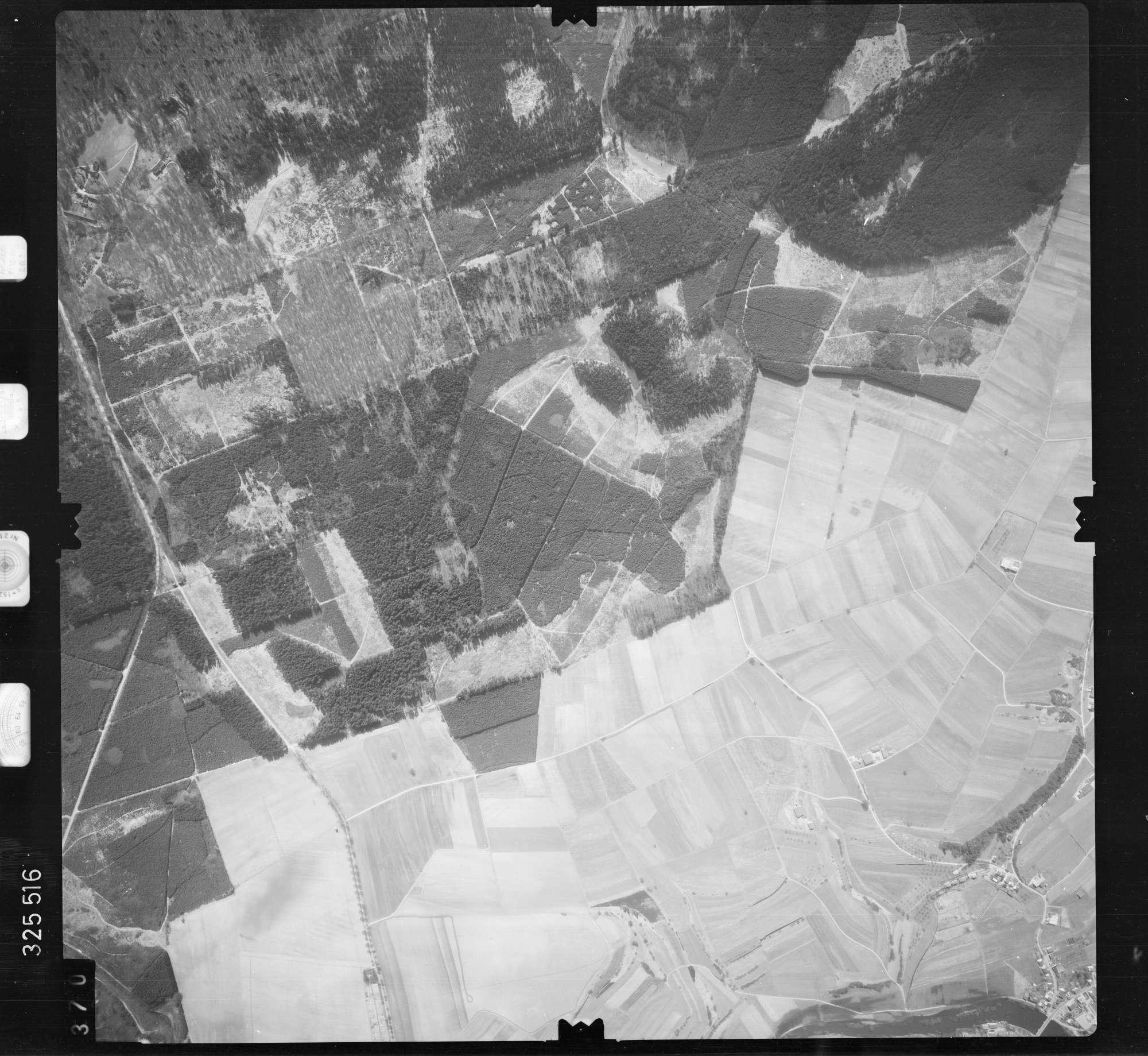 Luftbild: Film 52 Bildnr. 370, Bild 1