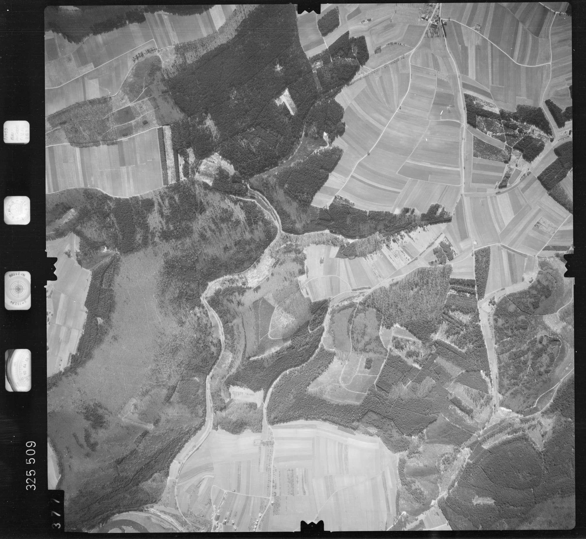 Luftbild: Film 52 Bildnr. 377, Bild 1