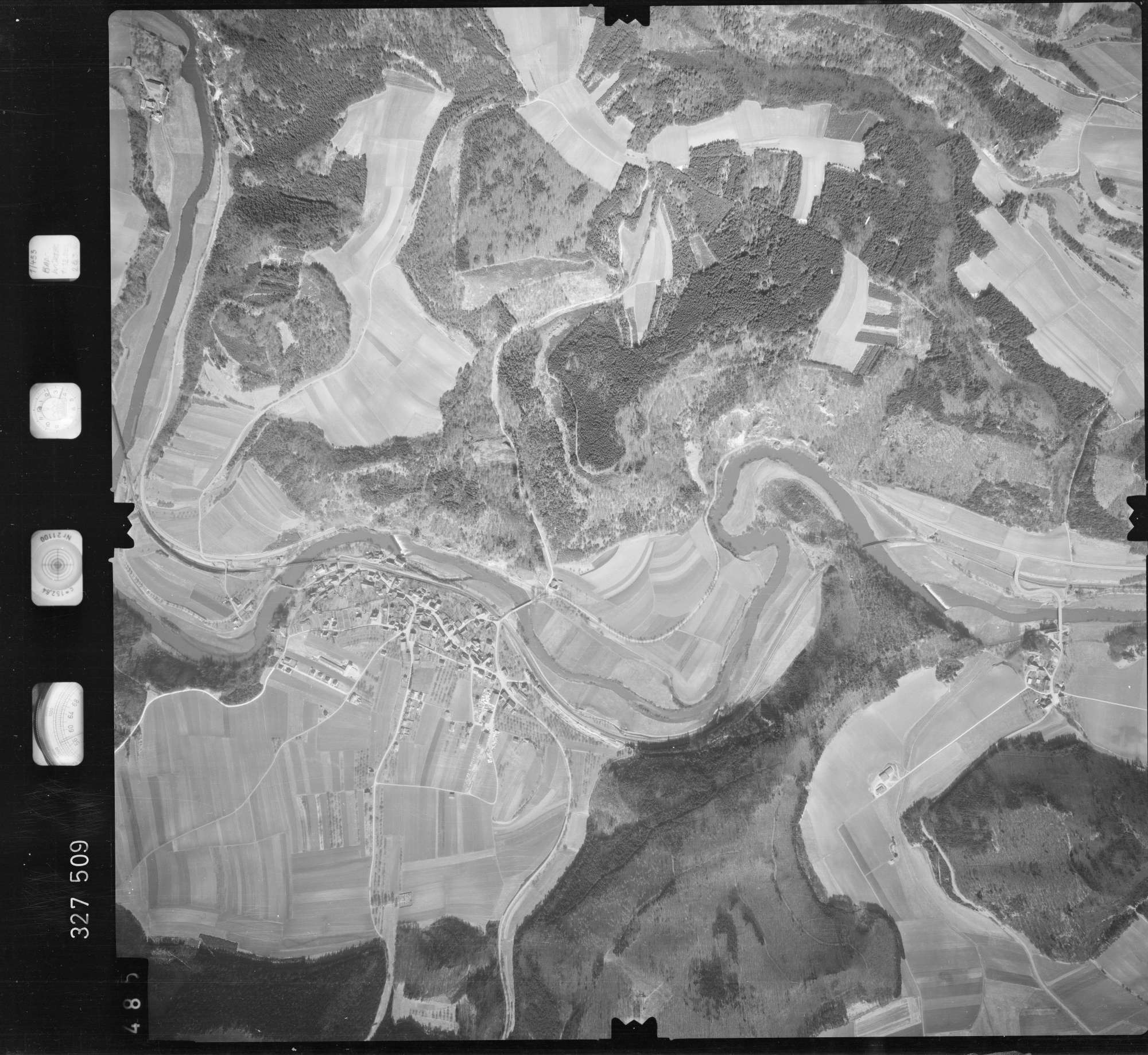 Luftbild: Film 52 Bildnr. 485, Bild 1