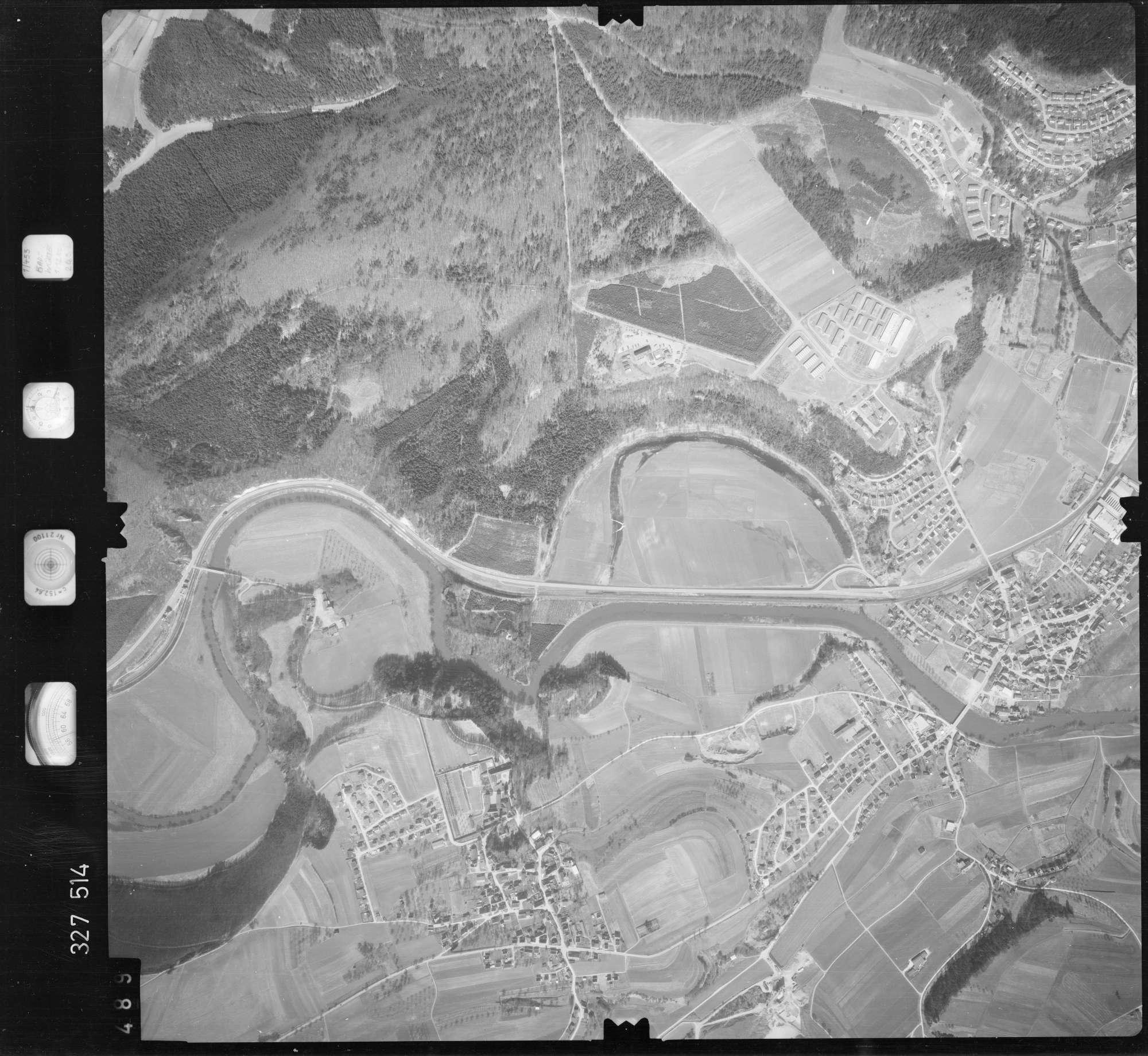 Luftbild: Film 52 Bildnr. 489, Bild 1