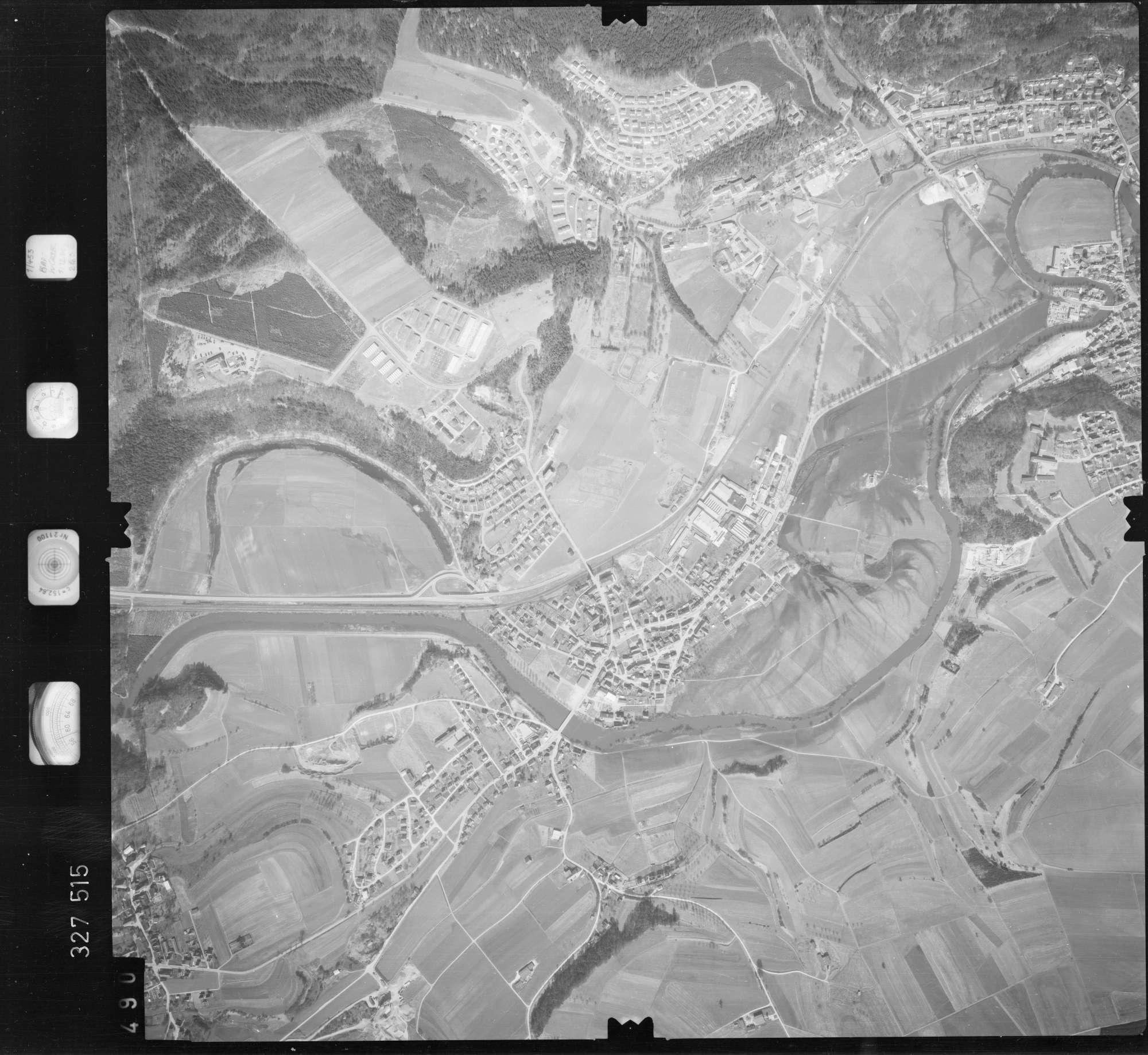Luftbild: Film 52 Bildnr. 490, Bild 1