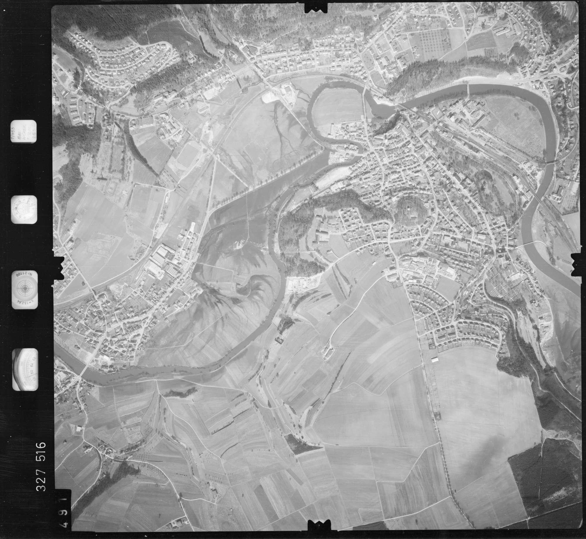 Luftbild: Film 52 Bildnr. 491, Bild 1