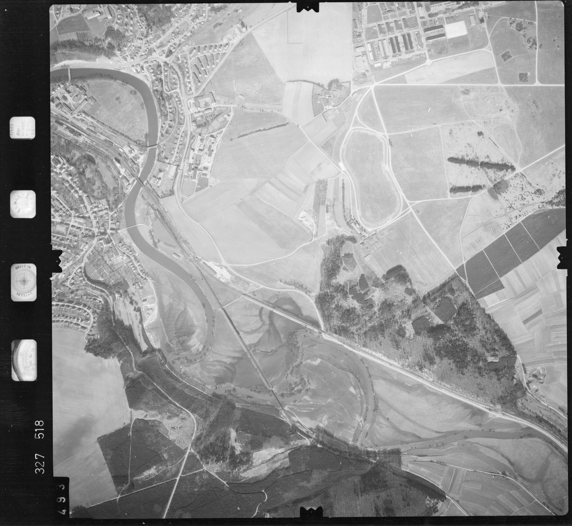 Luftbild: Film 52 Bildnr. 493, Bild 1