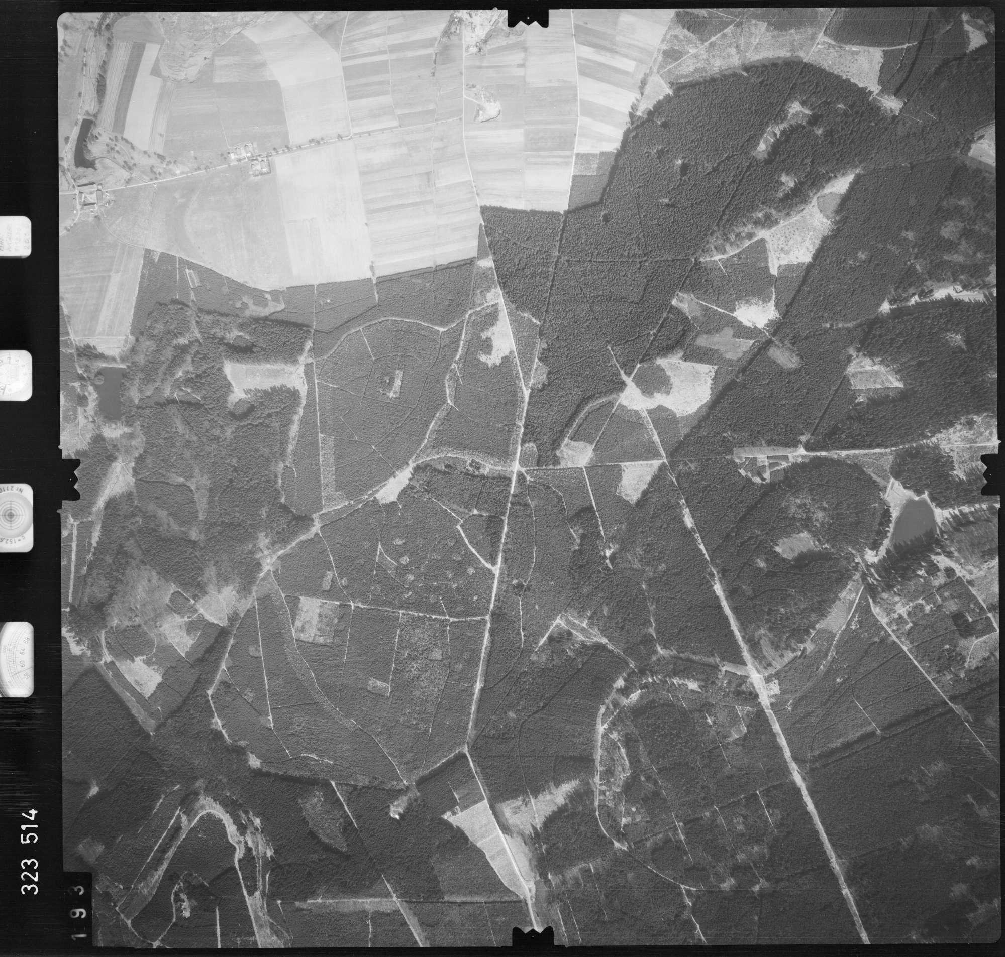 Luftbild: Film 53 Bildnr. 193, Bild 1