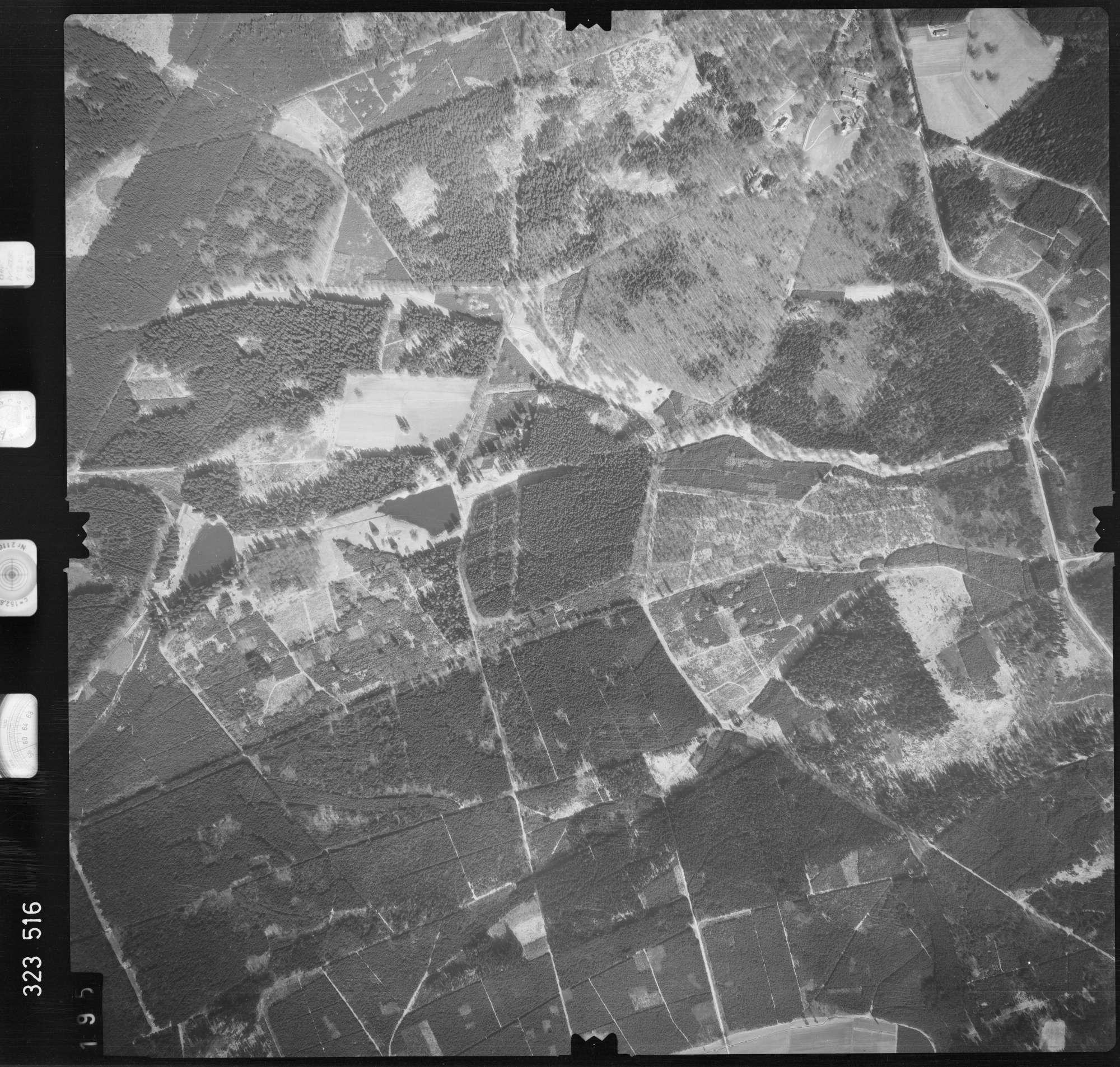 Luftbild: Film 53 Bildnr. 195, Bild 1