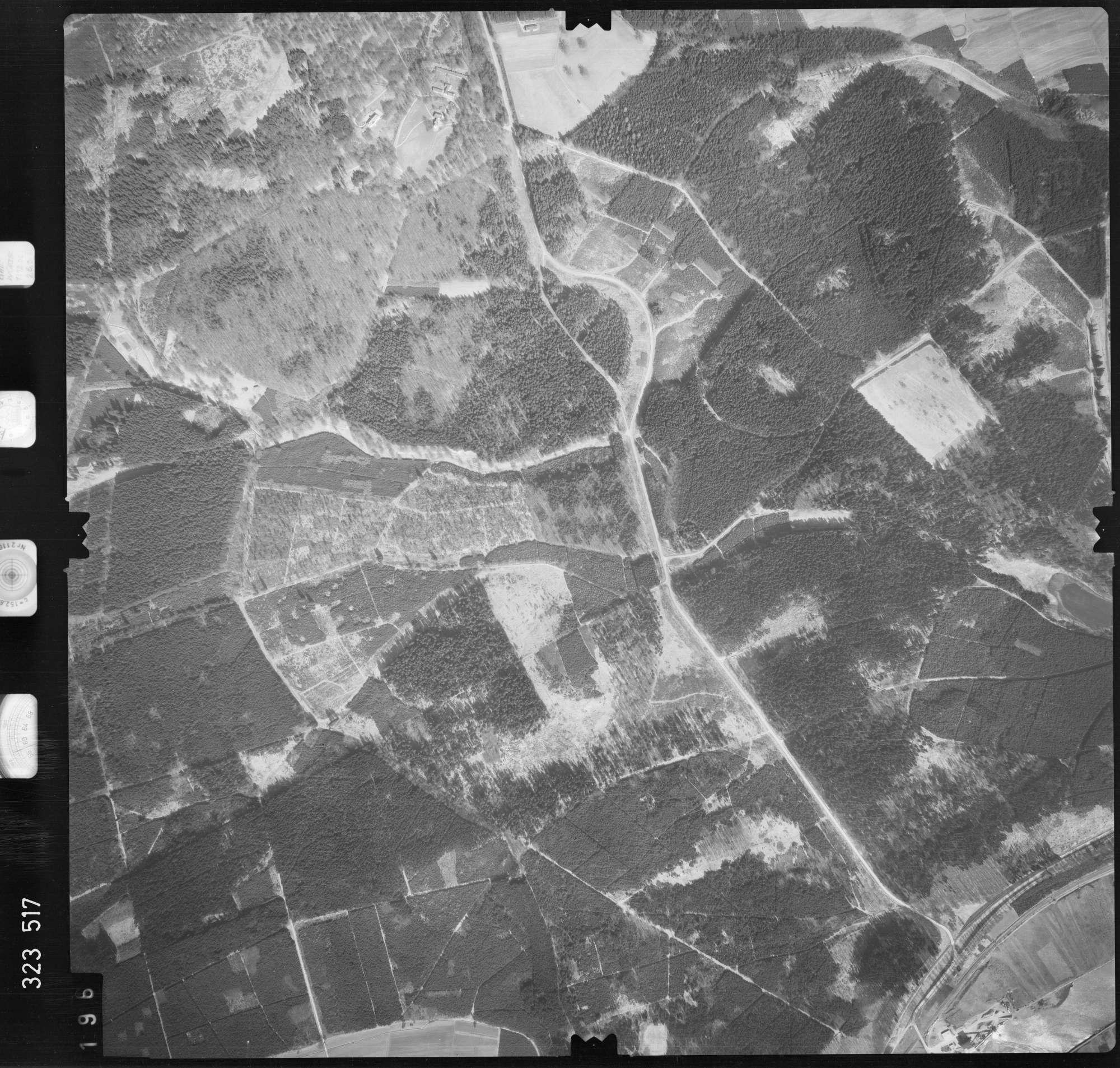 Luftbild: Film 53 Bildnr. 196, Bild 1