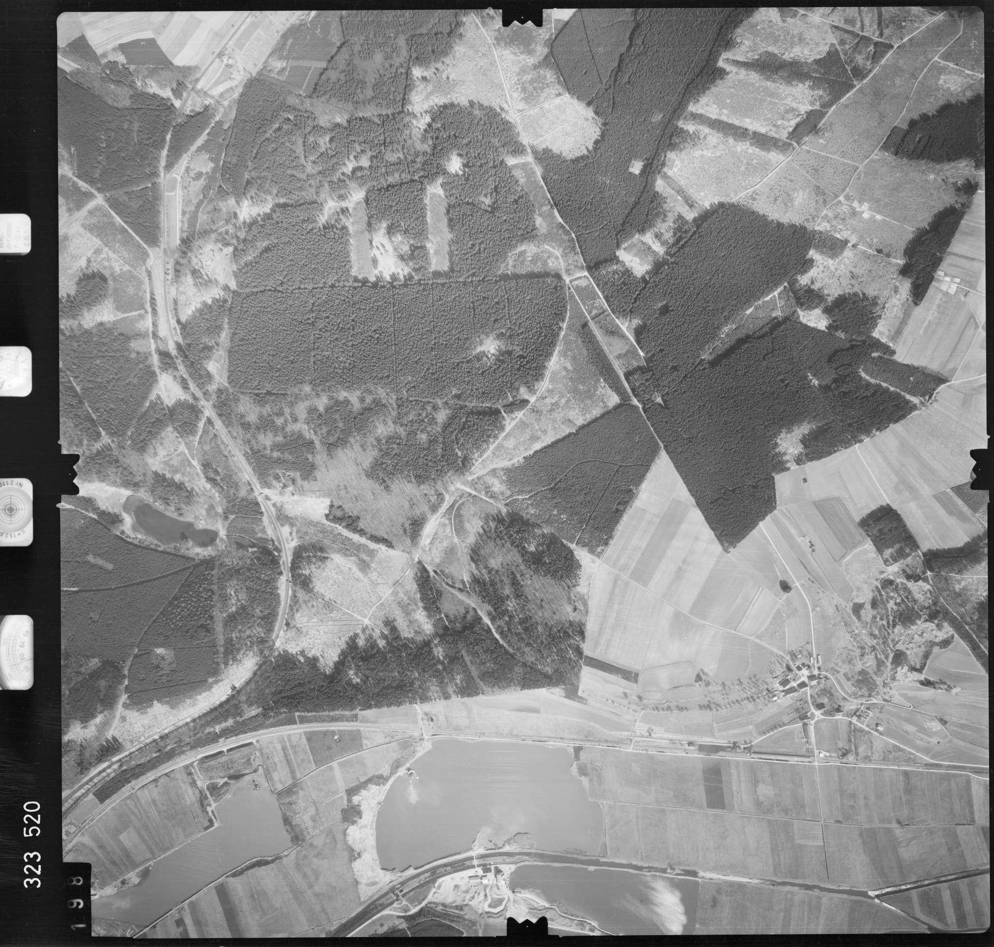 Luftbild: Film 53 Bildnr. 198, Bild 1