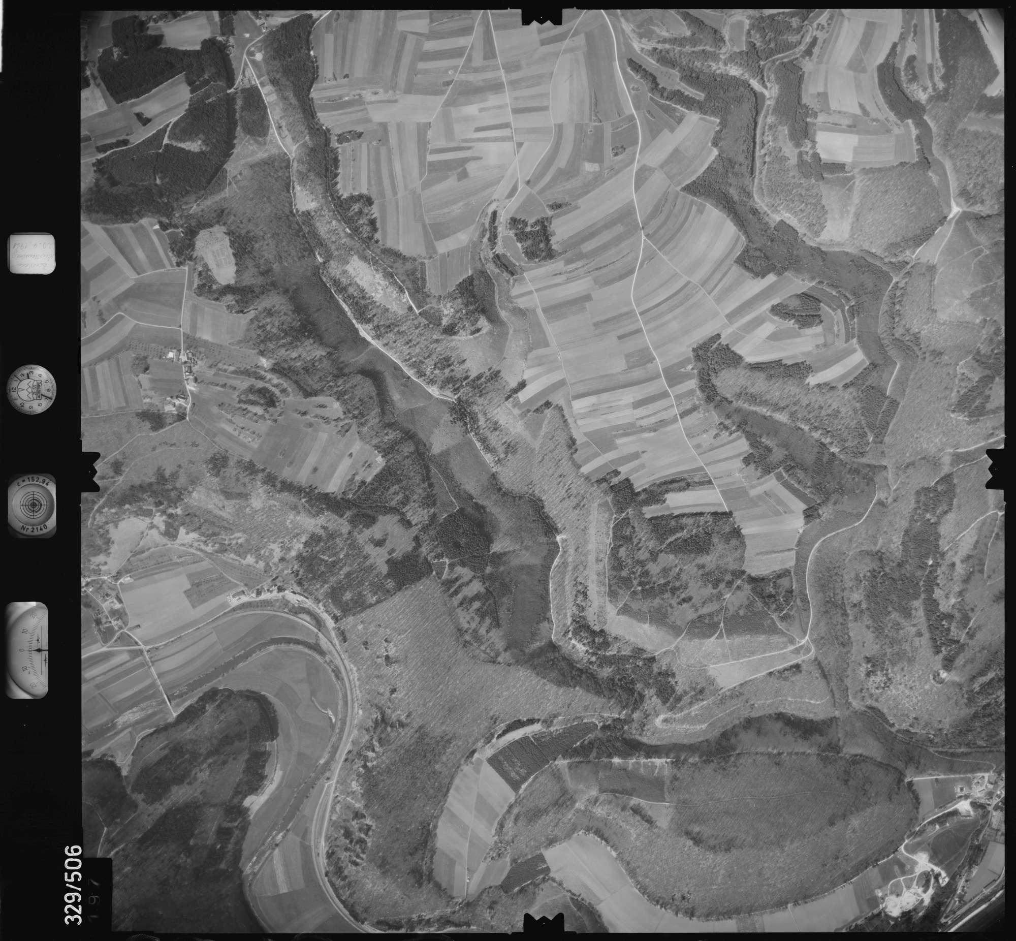 Luftbild: Film 15 Bildnr. 197, Bild 1