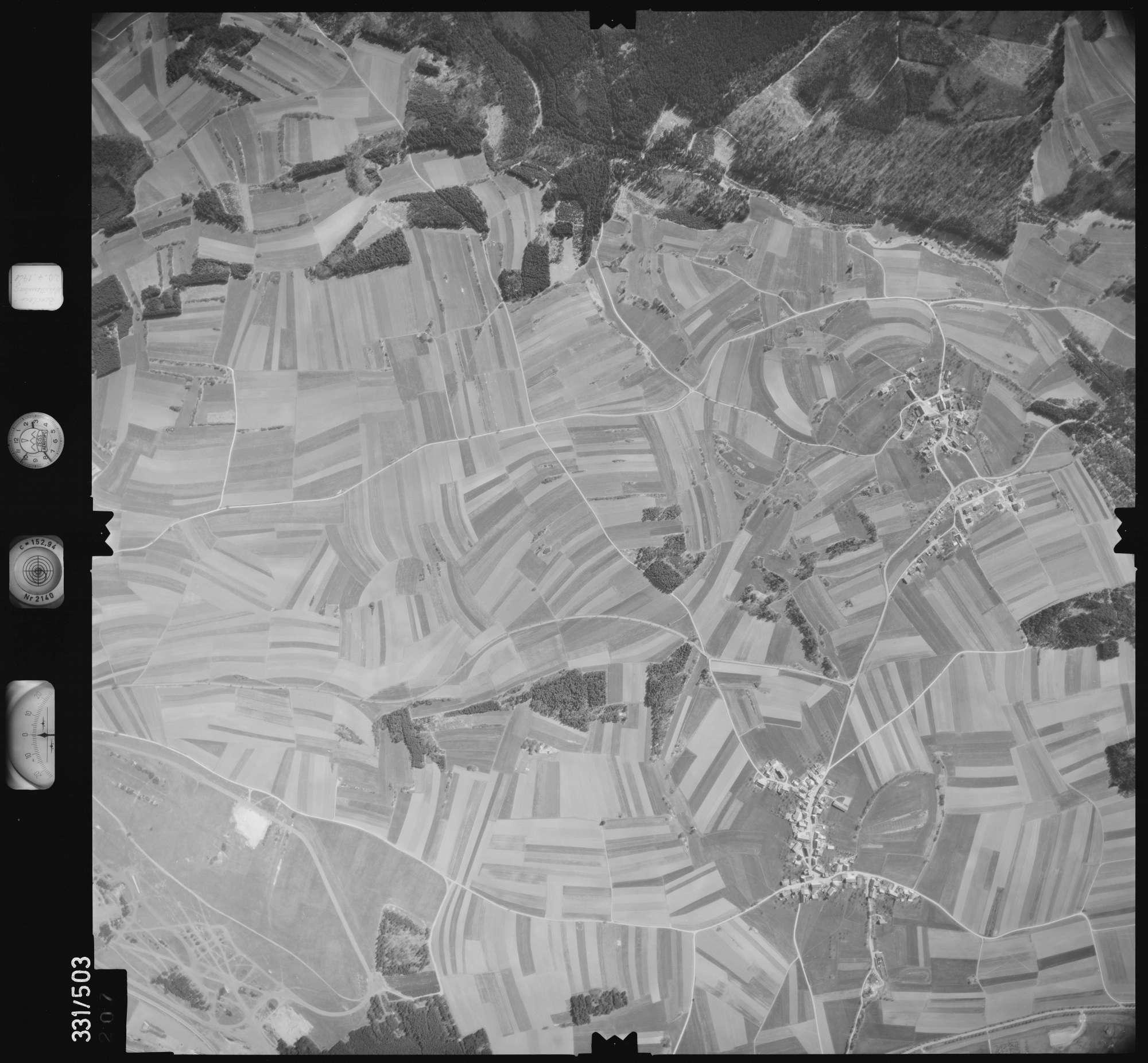 Luftbild: Film 15 Bildnr. 207, Bild 1