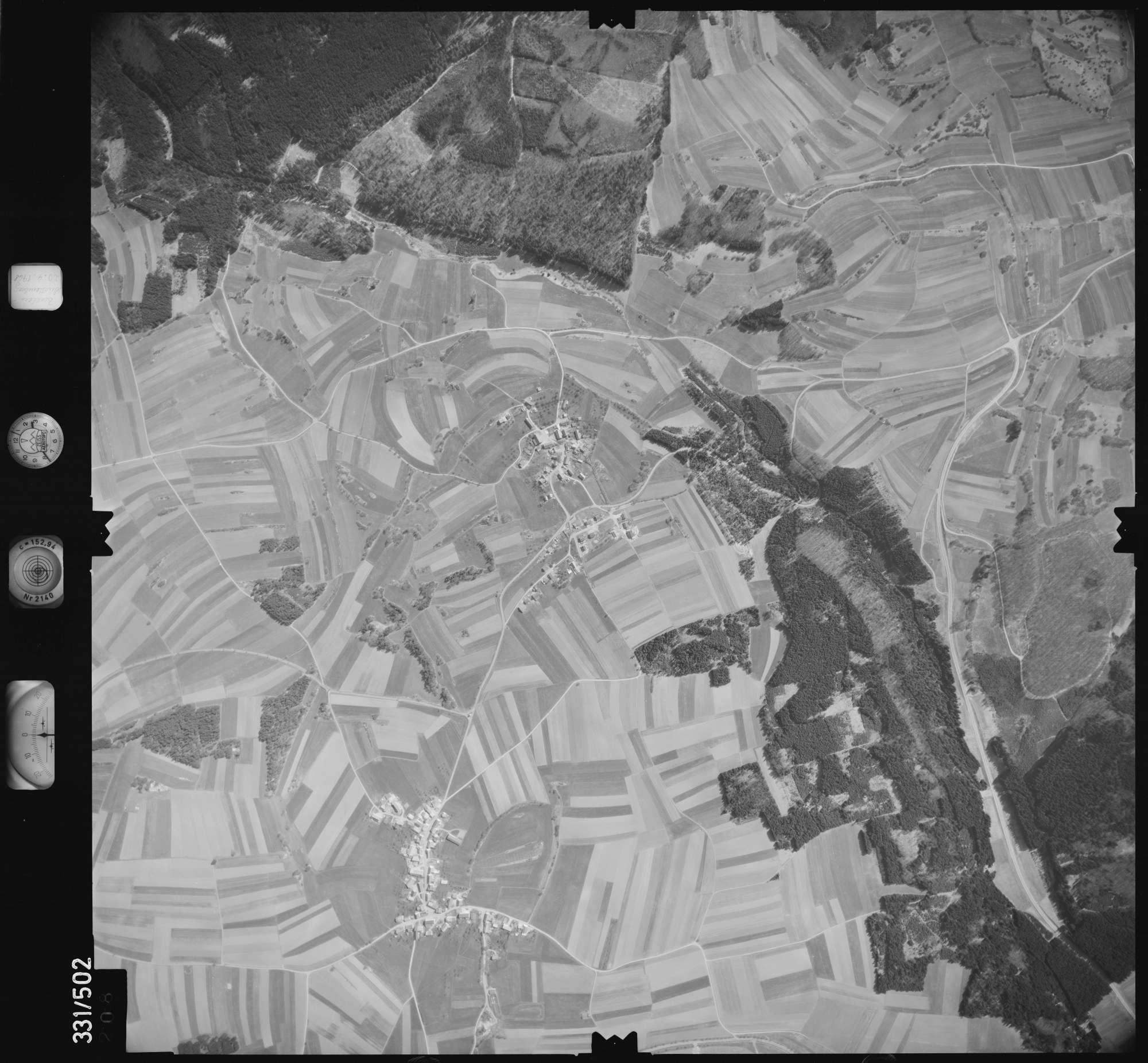 Luftbild: Film 15 Bildnr. 208, Bild 1