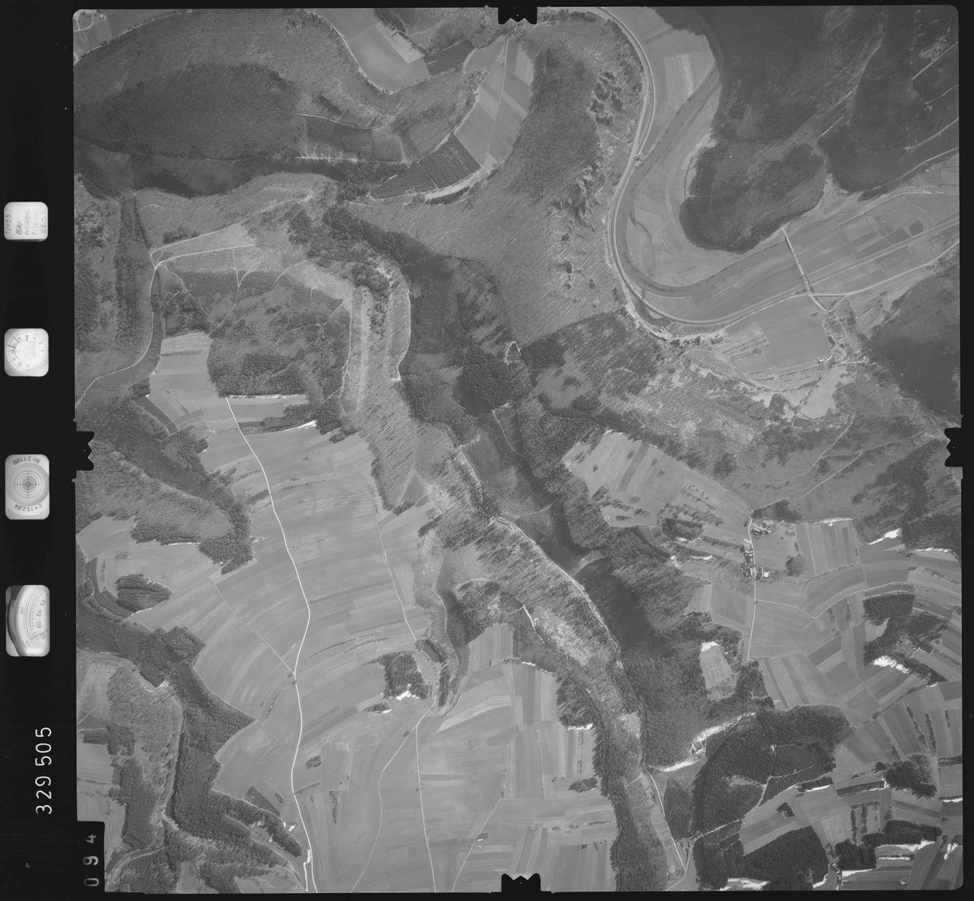 Luftbild: Film 51 Bildnr. 94, Bild 1